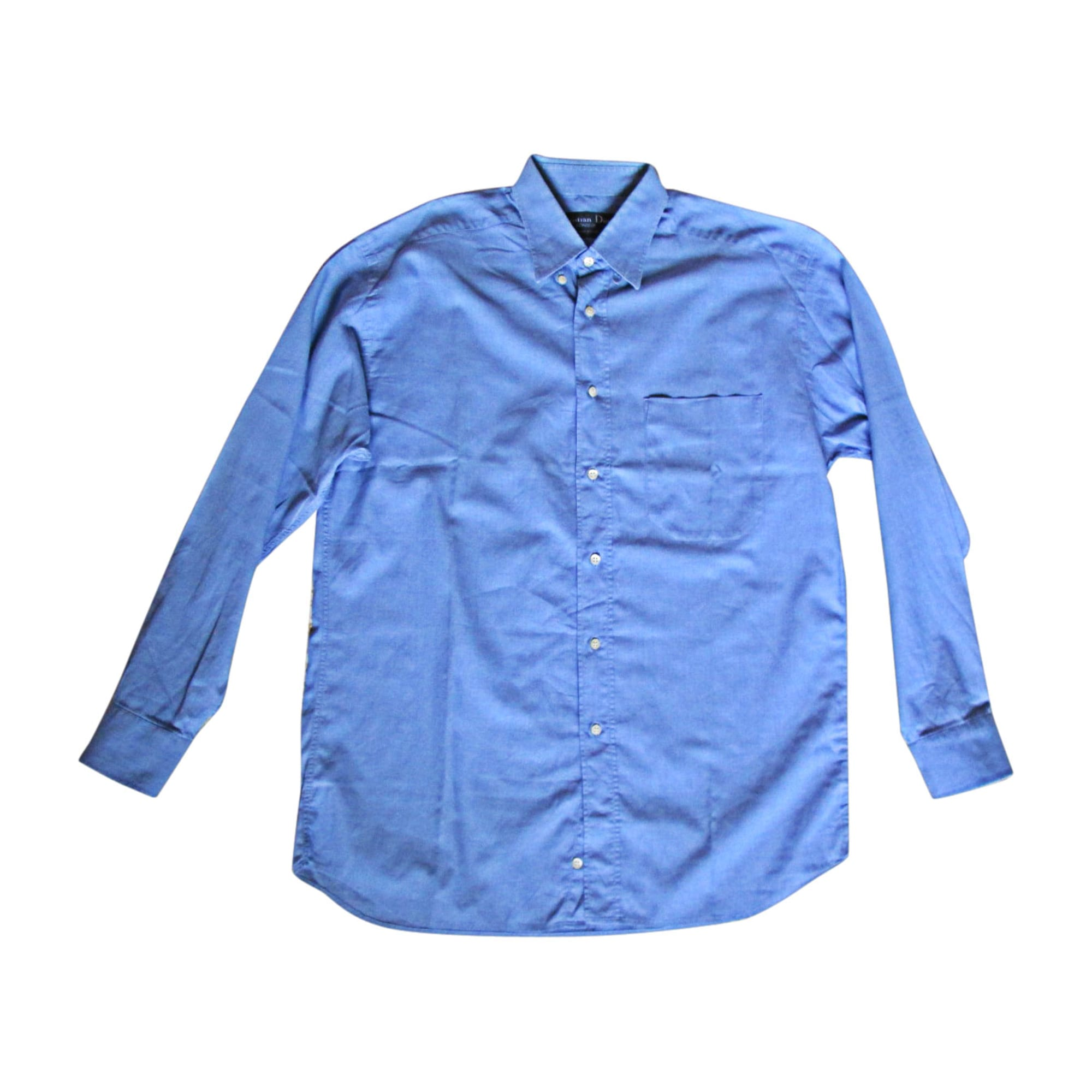 Chemise DIOR HOMME Bleu, bleu marine, bleu turquoise ac28173f08e