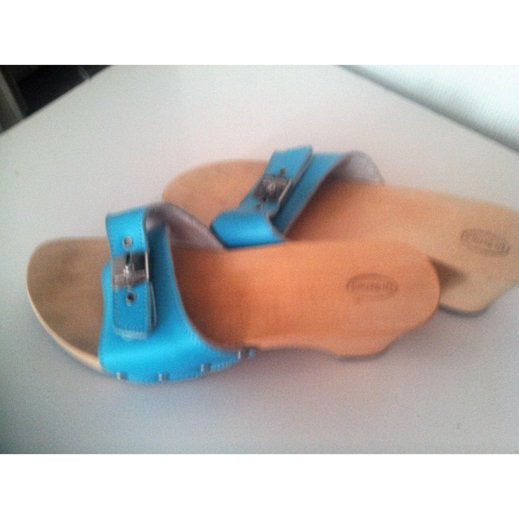 d4c413eb767a84 Sabots SCHOLL 40 bleu vendu par Calliope23290 - 6317364