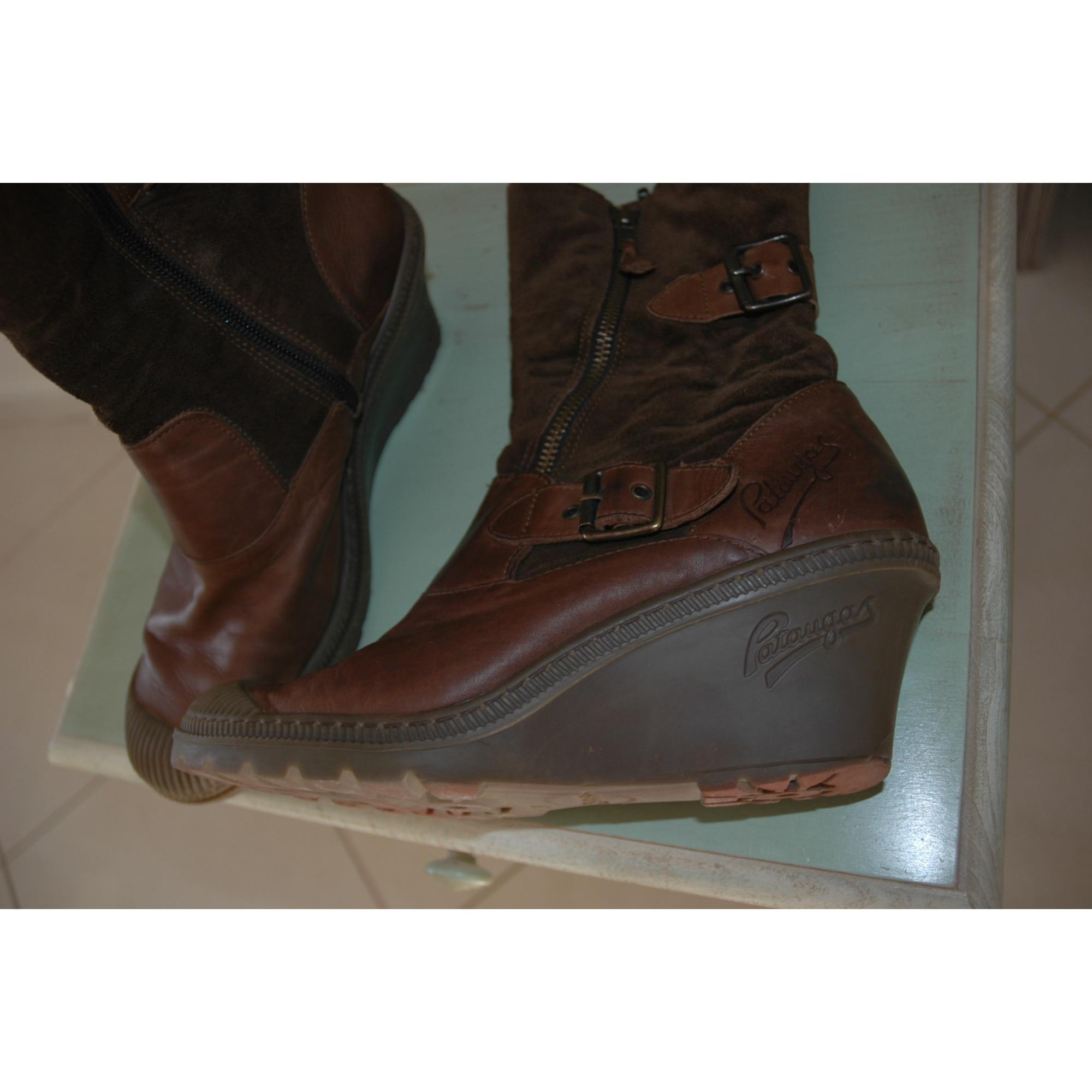 À Compensés Low Boots Bottinesamp; N8wvmn0O