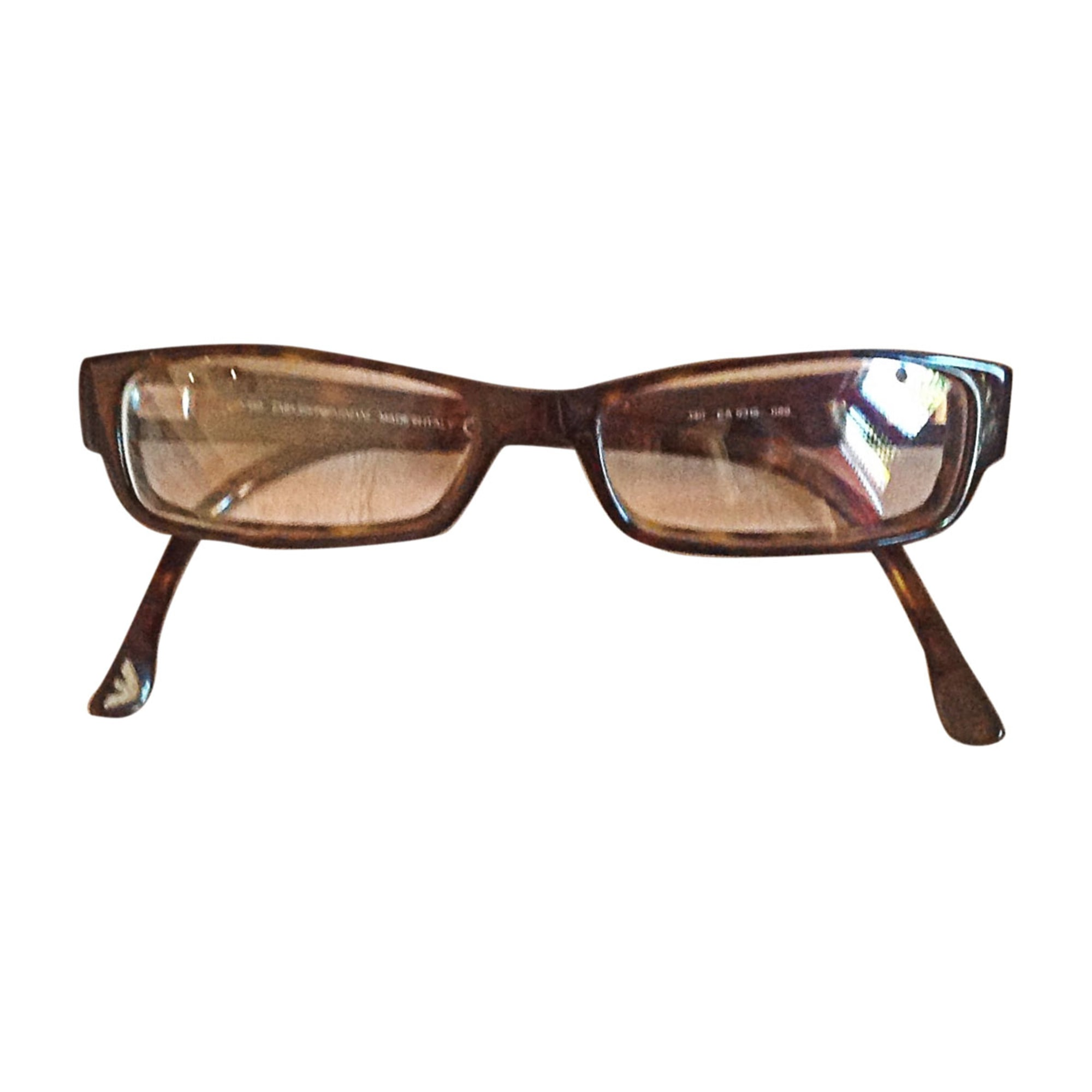 Monture de lunettes EMPORIO ARMANI ÉCAILLE