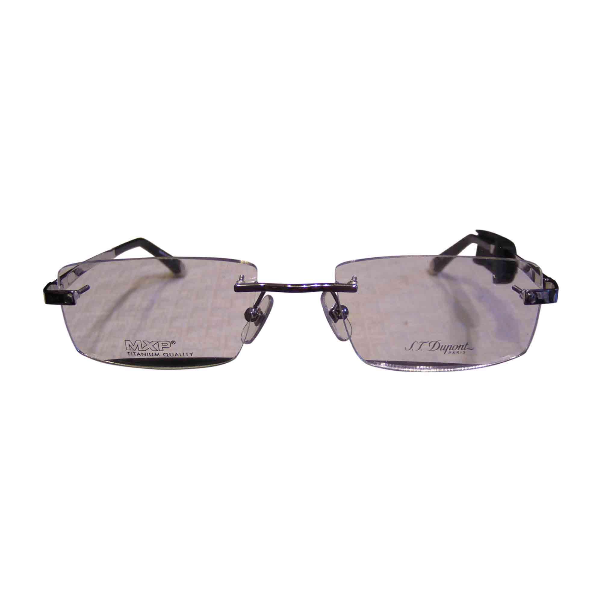 Eyeglass Frames ST DUPONT golden vendu par Corinne 2616 - 6330219