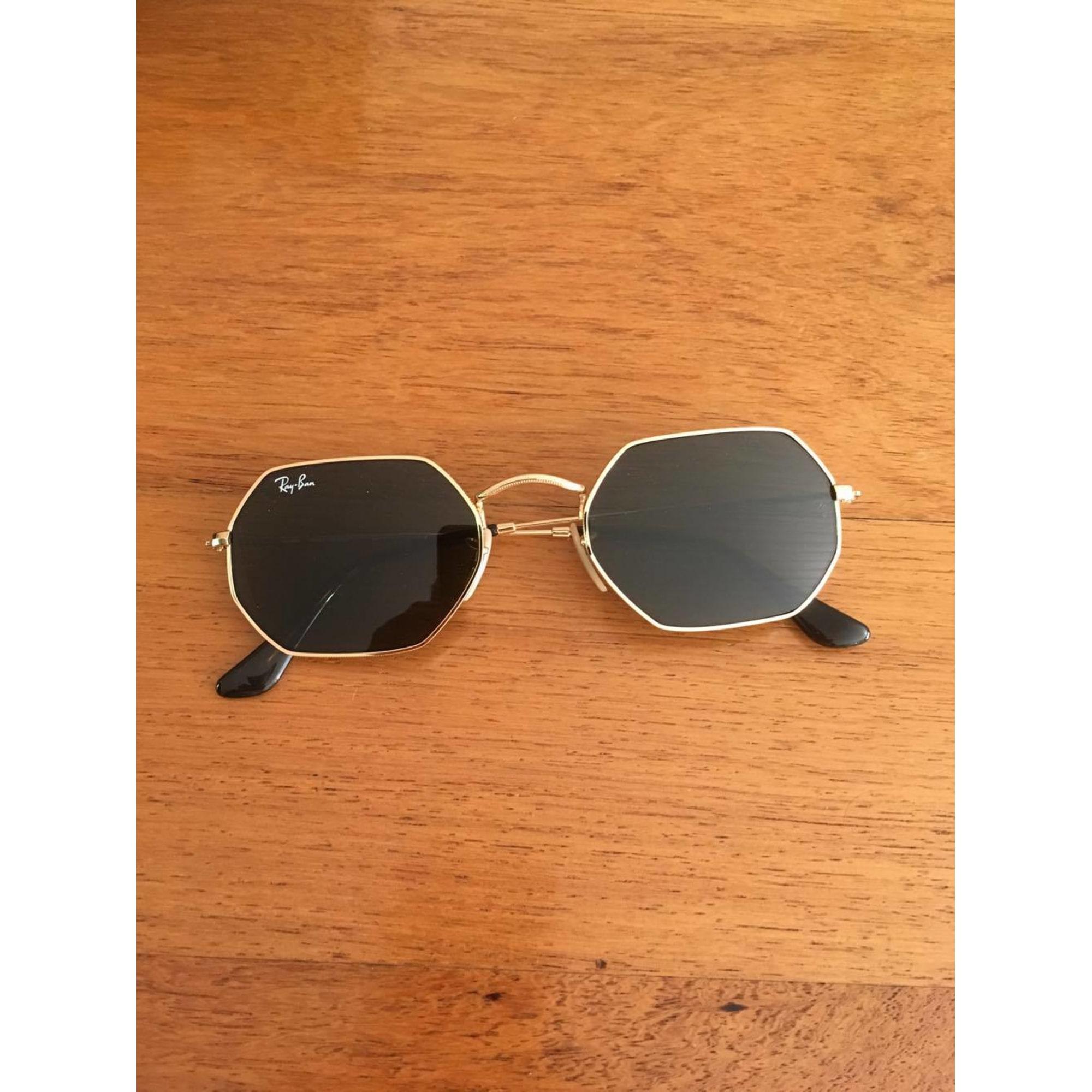 Lunettes de soleil RAY-BAN doré vendu par Co33510 - 6342749 2bf0575c8c7f