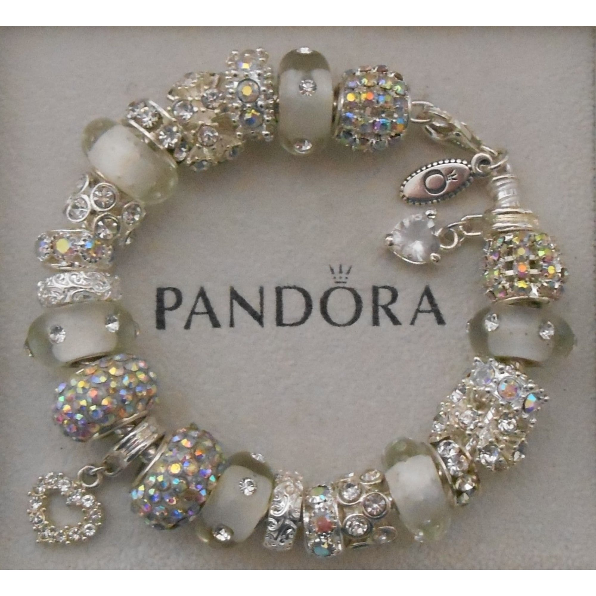 bracelet pandora blanche neige