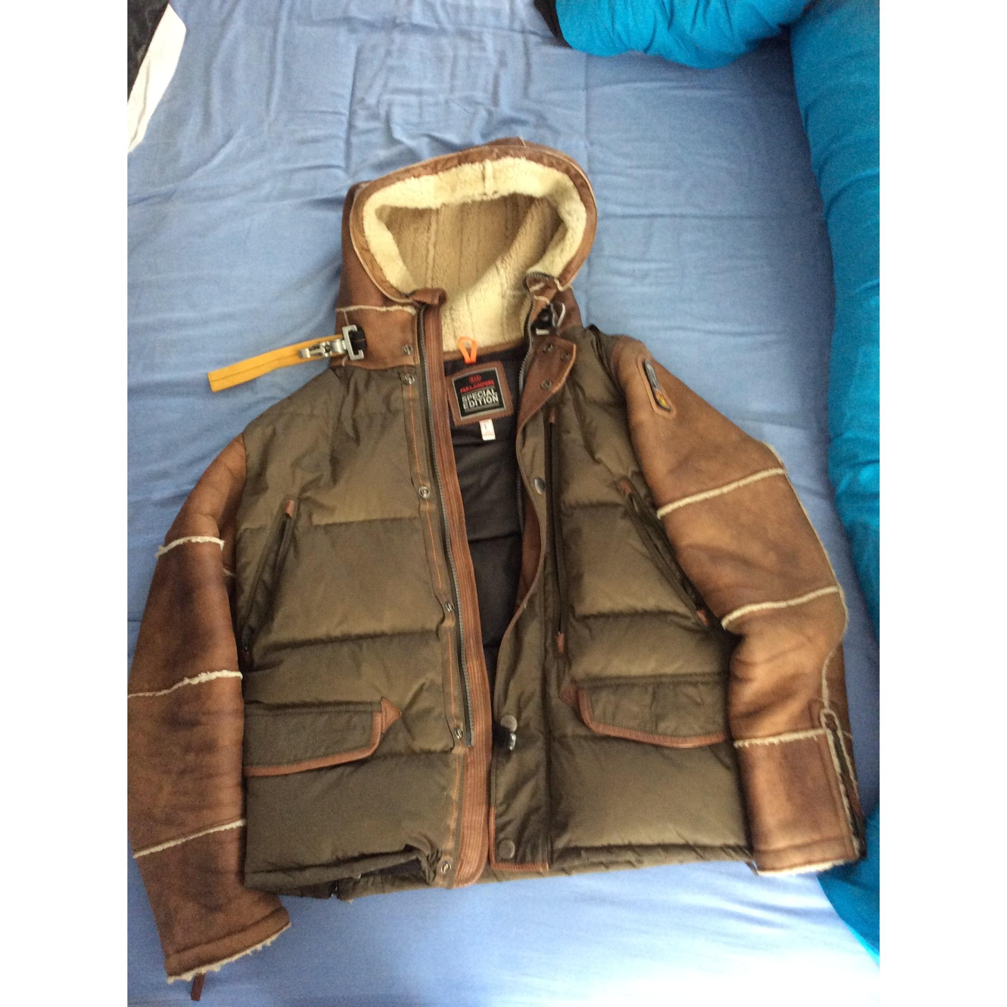 en 6364599 cuir vendu PARAJUMPERS Alterya 54 Manteau L beige CCgS1tq par qXxt1wfH