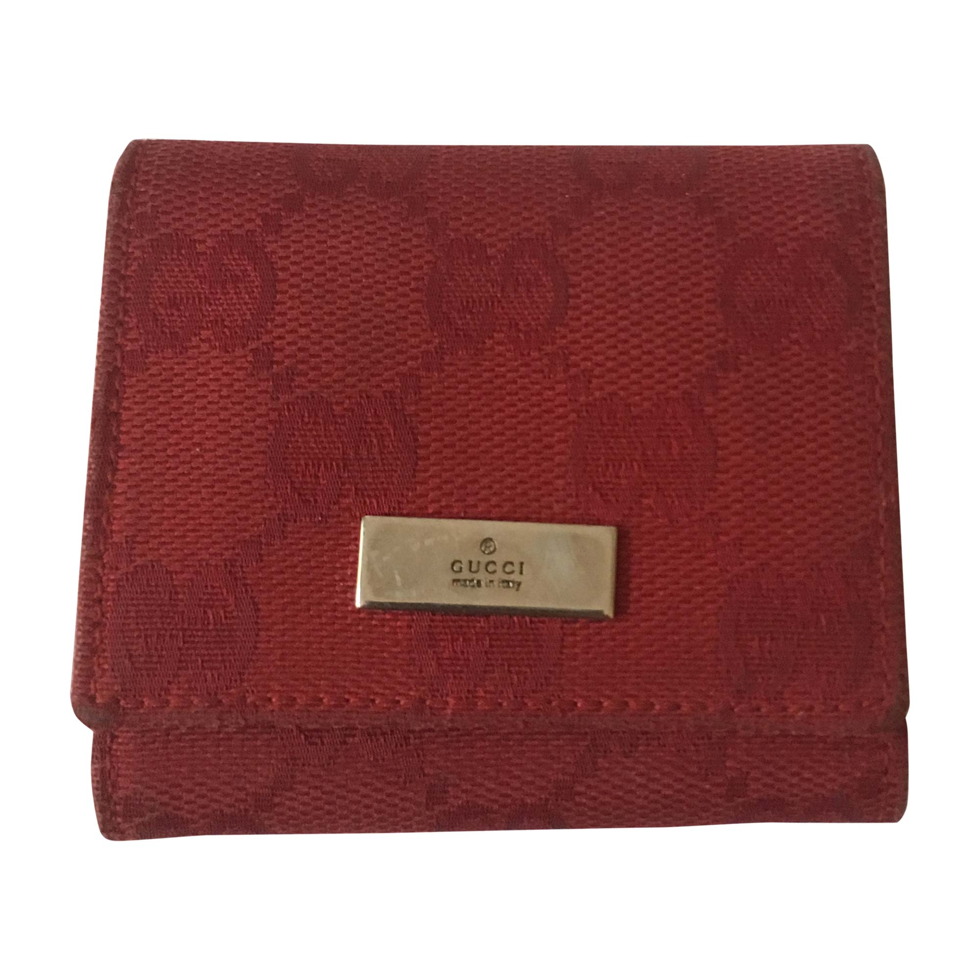Porte Monnaie Gucci Rouge 6381146