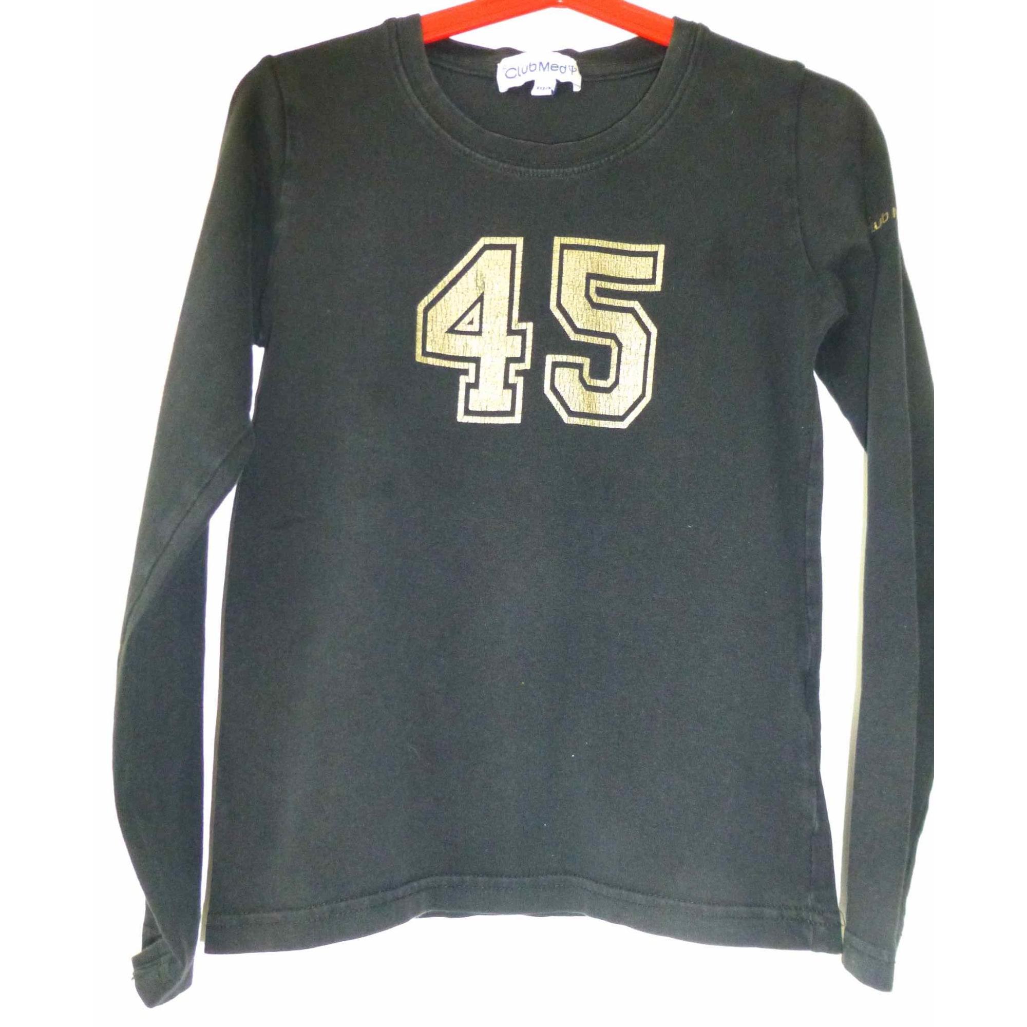 6a7f74141f21 Tee-shirt CLUB MED 7-8 ans noir - 6382144