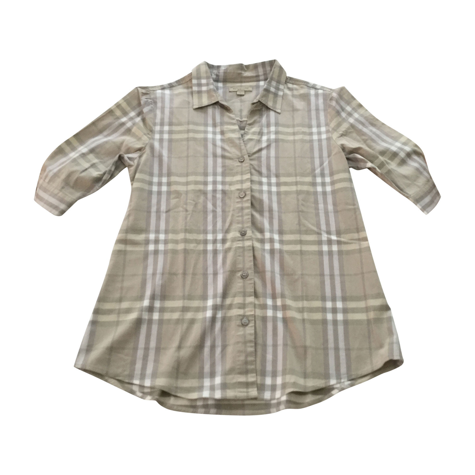 d41bf6f4f728 Chemise BURBERRY 36 (S, T1) beige - 6382296