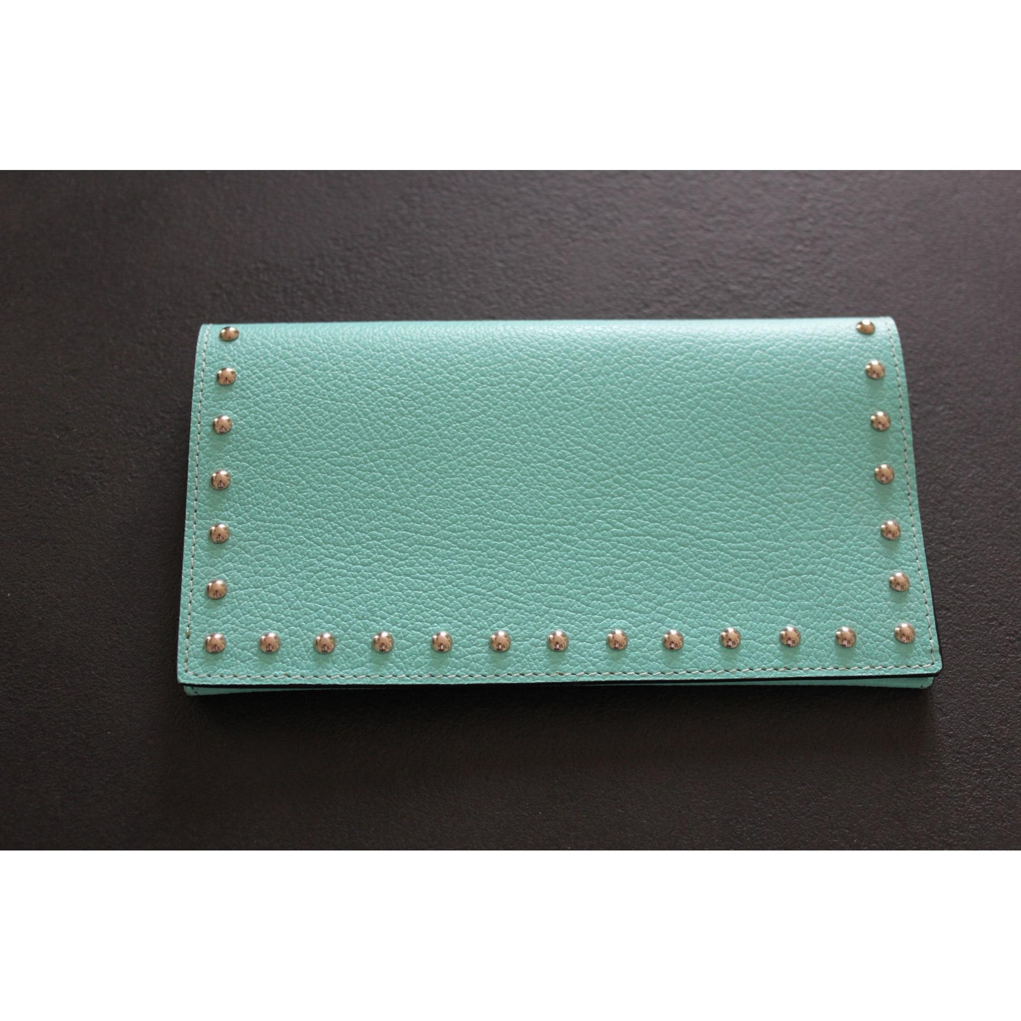 Porte-chéquier LAFFARGUE bleu vendu par Claire 3067 - 6384273 411bdd0c583