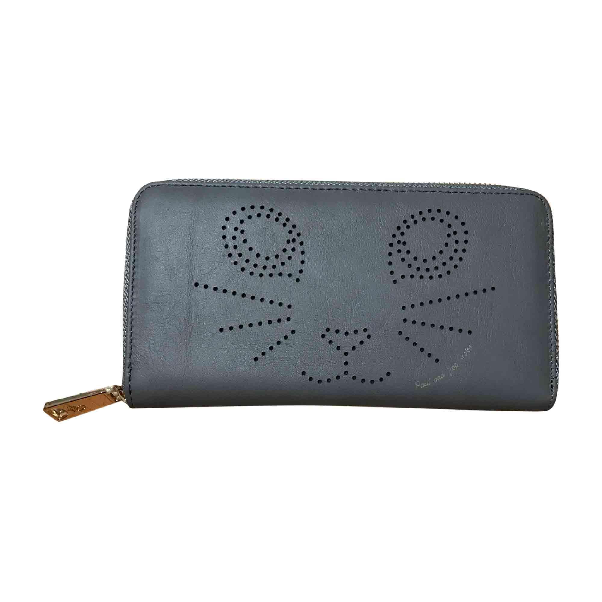 Portefeuille PAUL   JOE gris vendu par Dressing de marque - 6395300 948aad34889