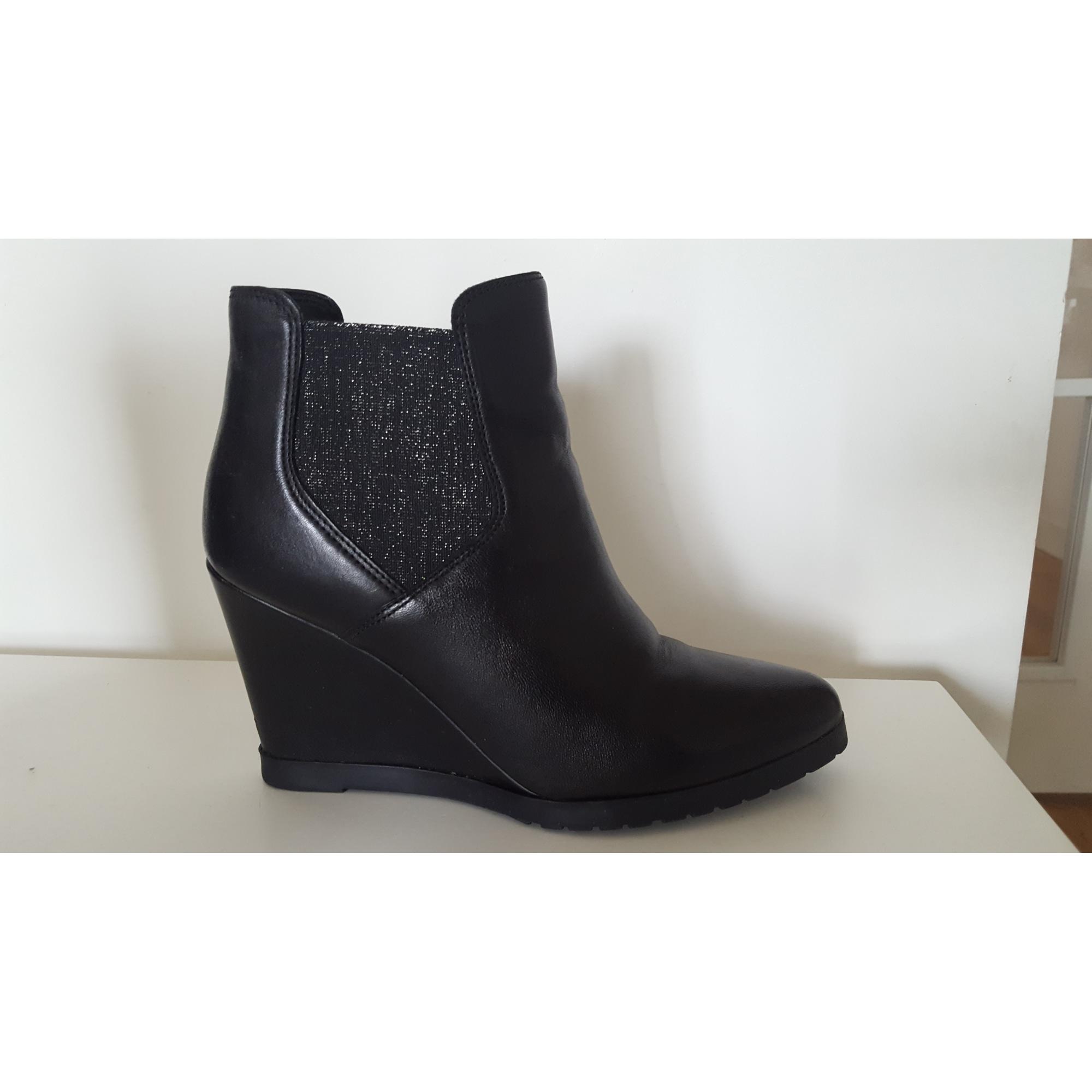Los Angeles Vente au rabais 2019 images détaillées Bottines & low boots à compensés
