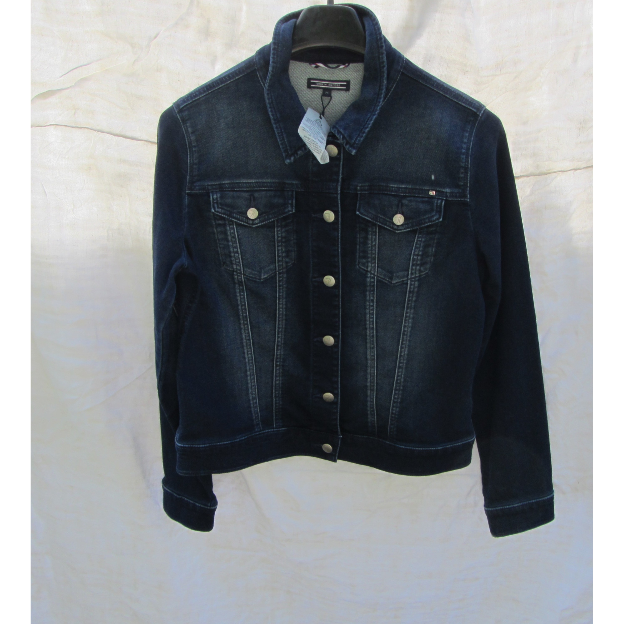 cheap for discount 37151 60f92 Giacca di jeans TOMMY HILFIGER