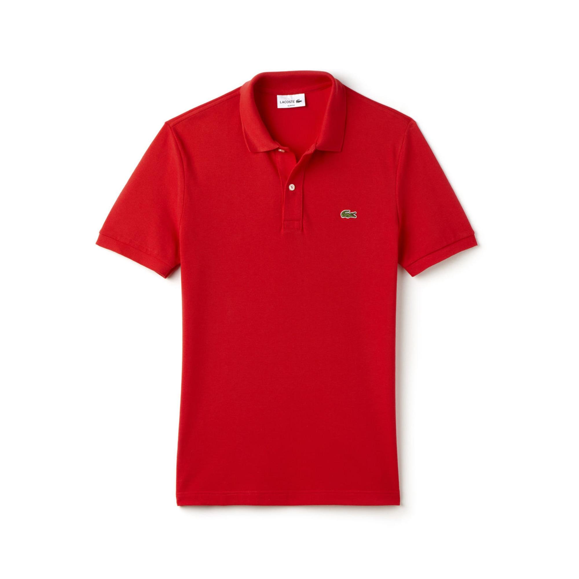 78b8d06b401 Polo LACOSTE 1 (S) rouge vendu par Jon2paris - 6424243