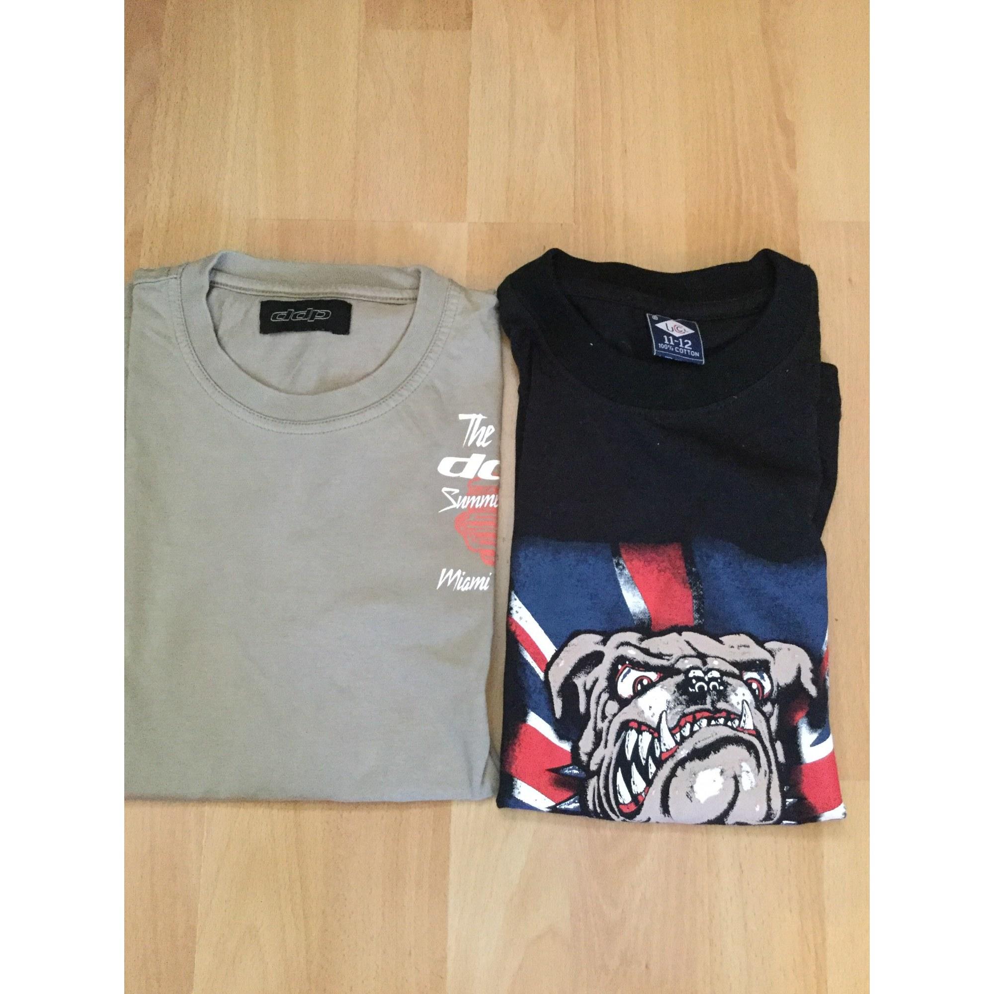 Tee-shirt DDP Kaki