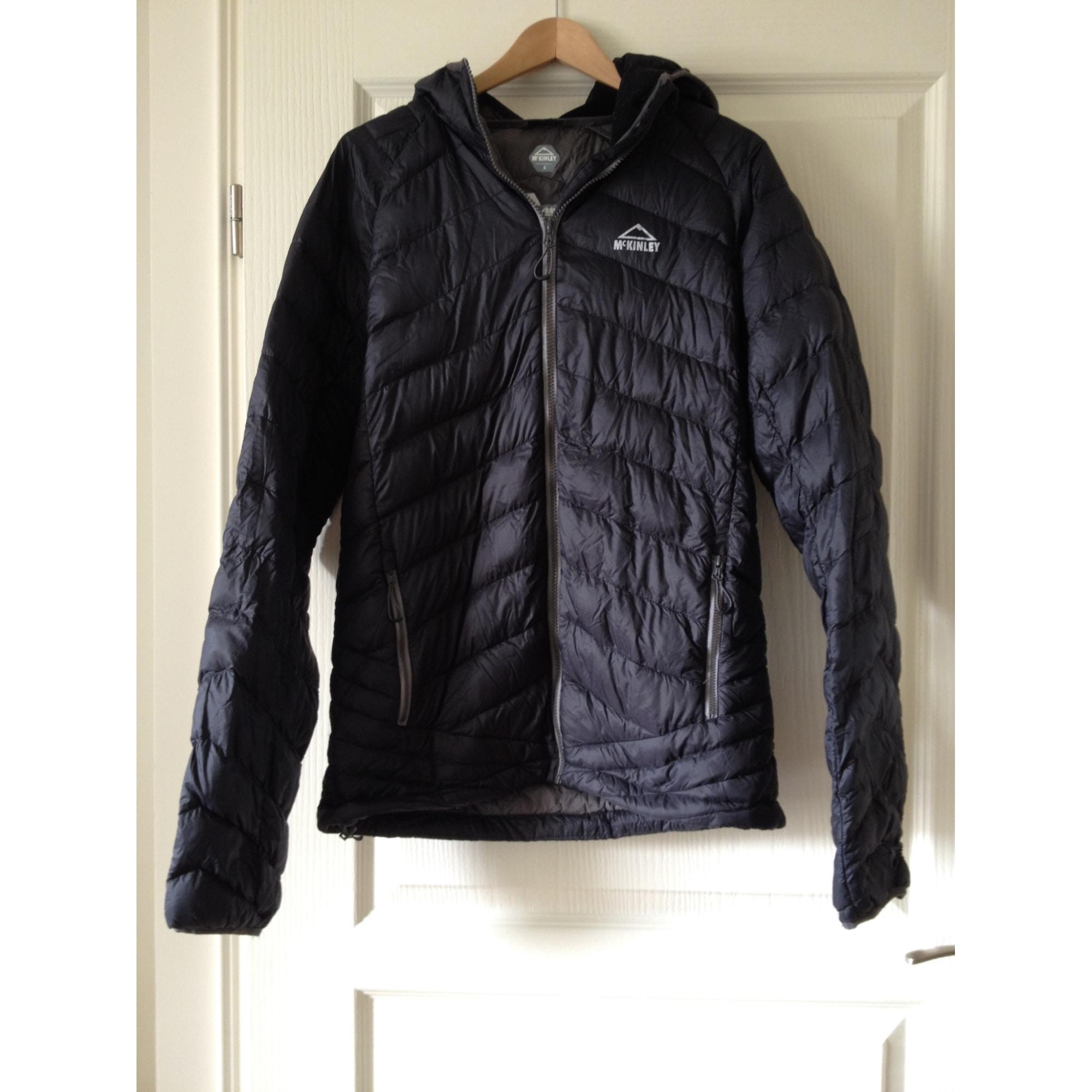 Doudoune MC KINLEY 46 (S) gris vendu par Carole29211913 - 6438195 82231fa1eb2