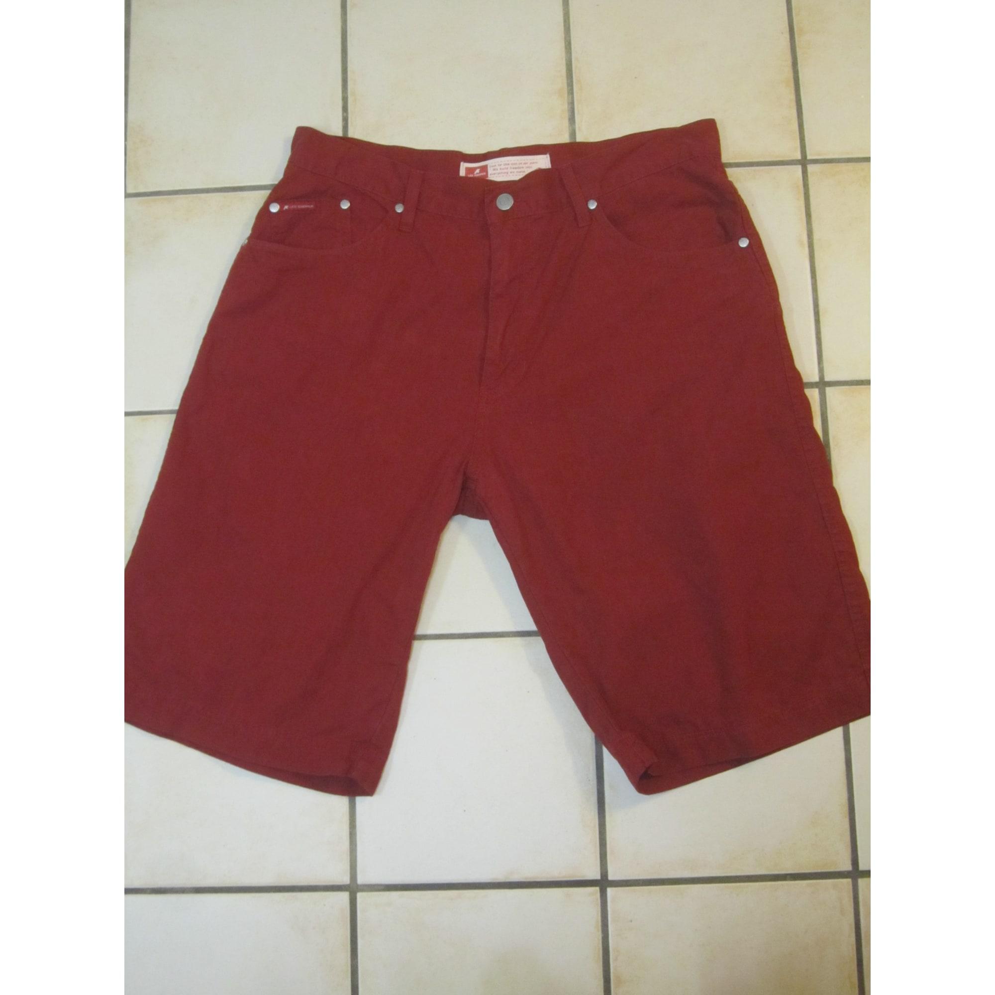 Bermuda LEE COOPER 54 (L) rouge - 6439018 4c5e8d96788