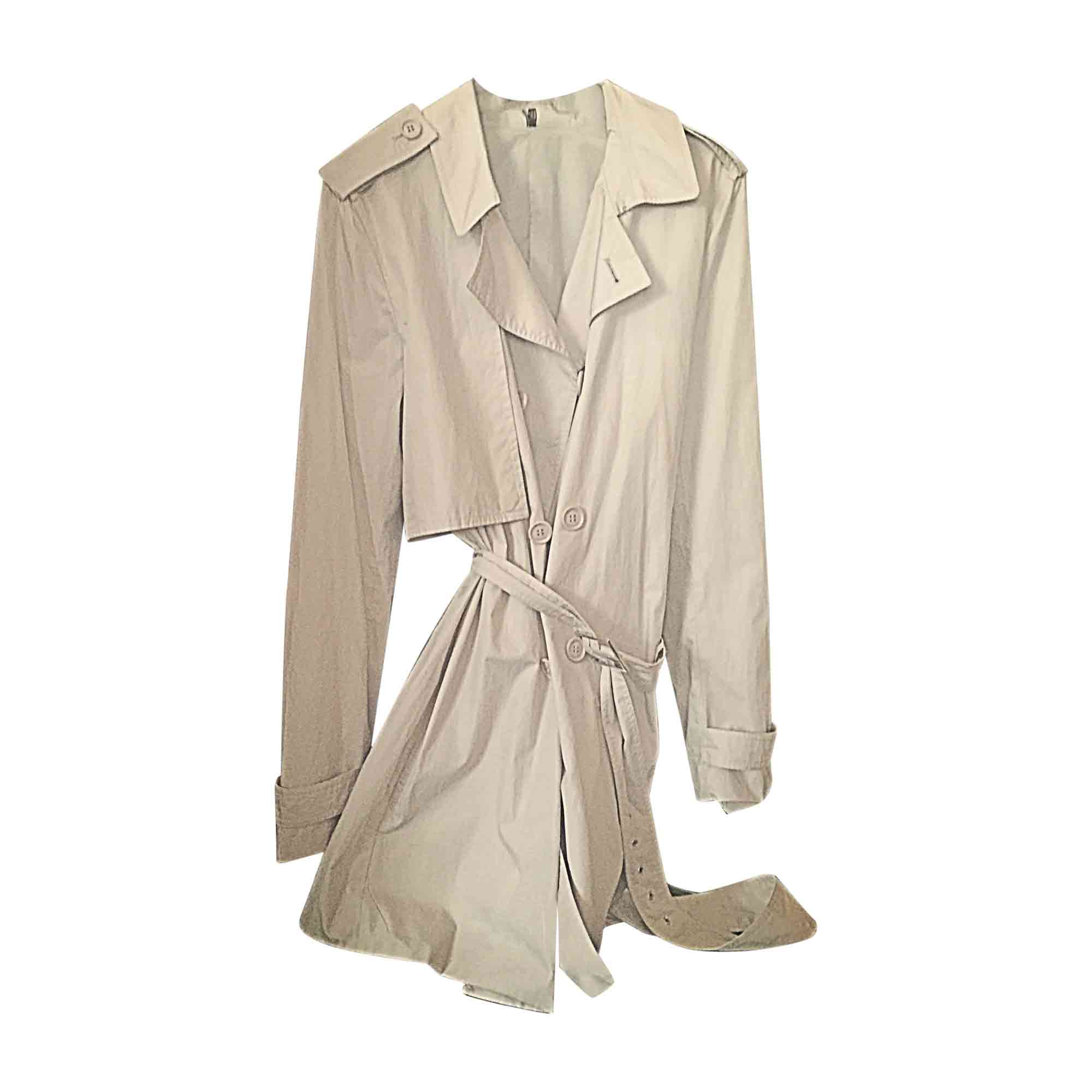 Imperméable, trench DIOR Gris, anthracite