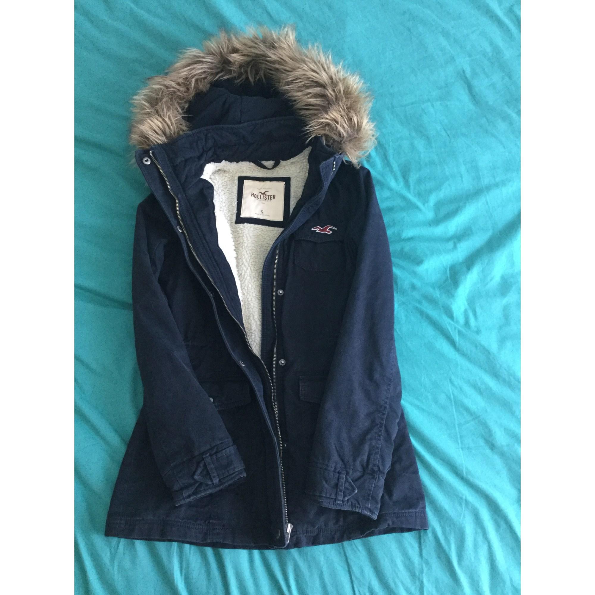 Hollister veste hiver femme
