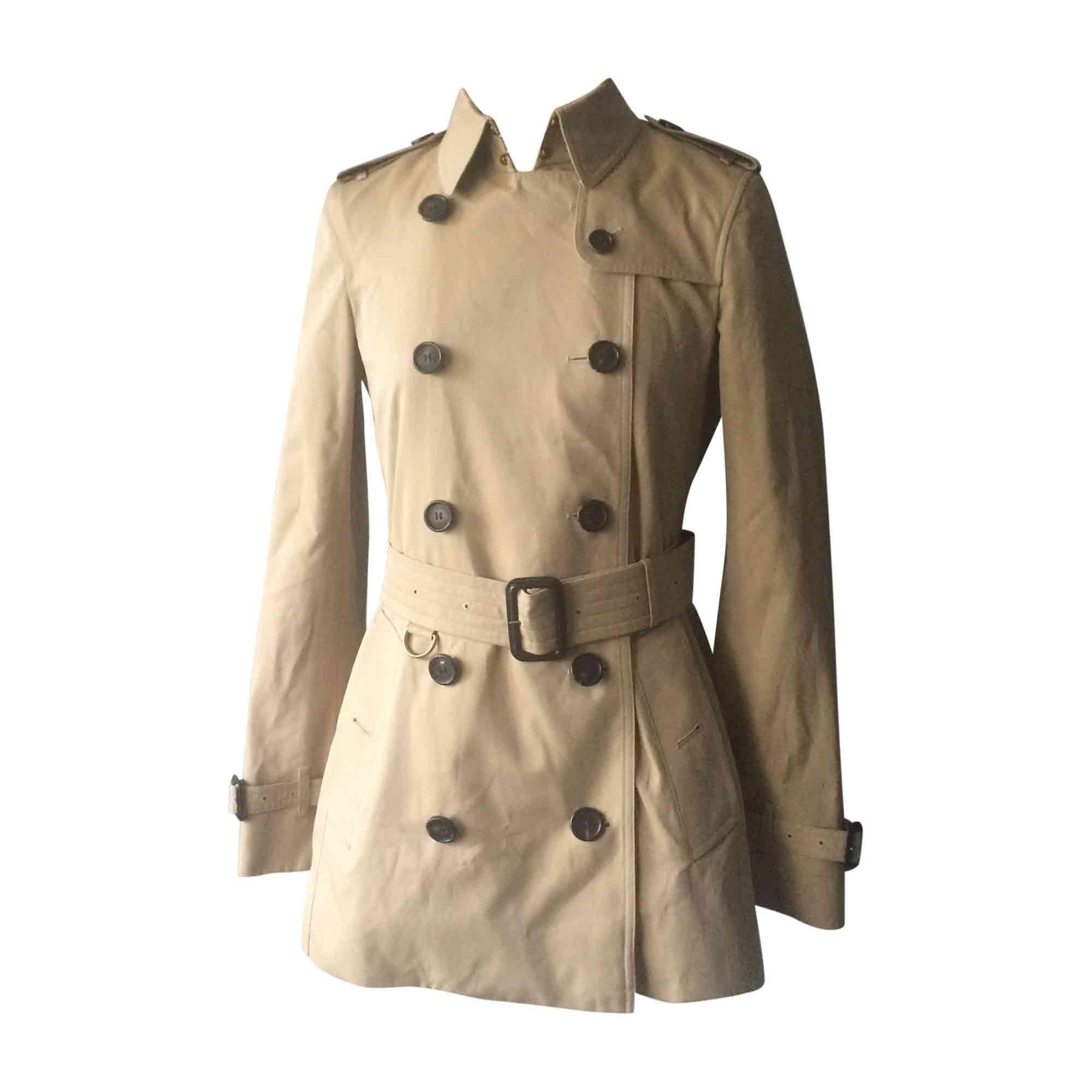 Imperméable, trench BURBERRY 36 (S, T1) beige vendu par Jimmy 156 ... 73c3dd76af8