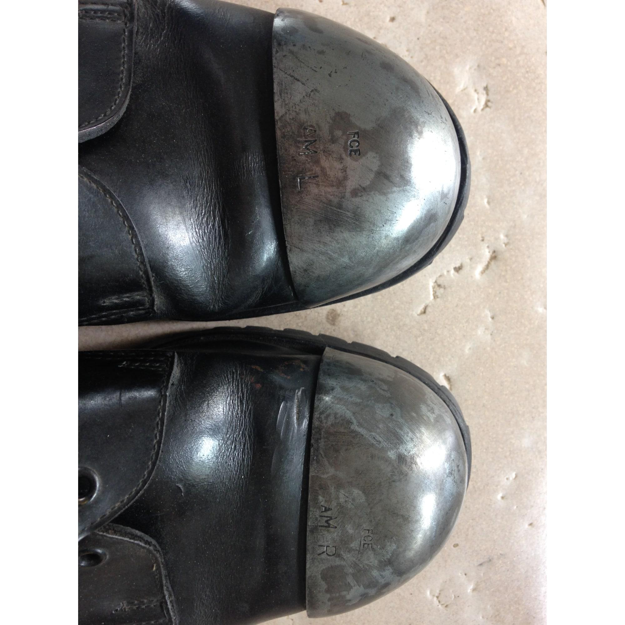 Chaussures 43 Noir À Grip Lacets 6479168 Getta SGVUzqMp