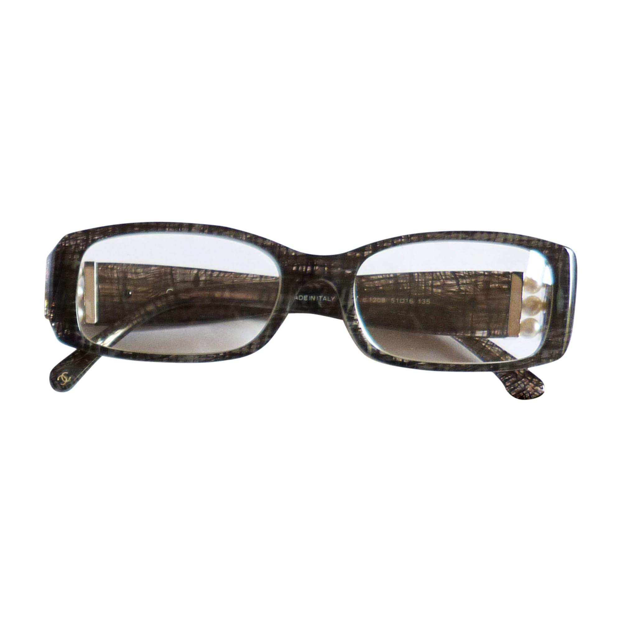 4f1d69a15a Monture de lunettes CHANEL gris vendu par Ro_xy539580 - 6481683