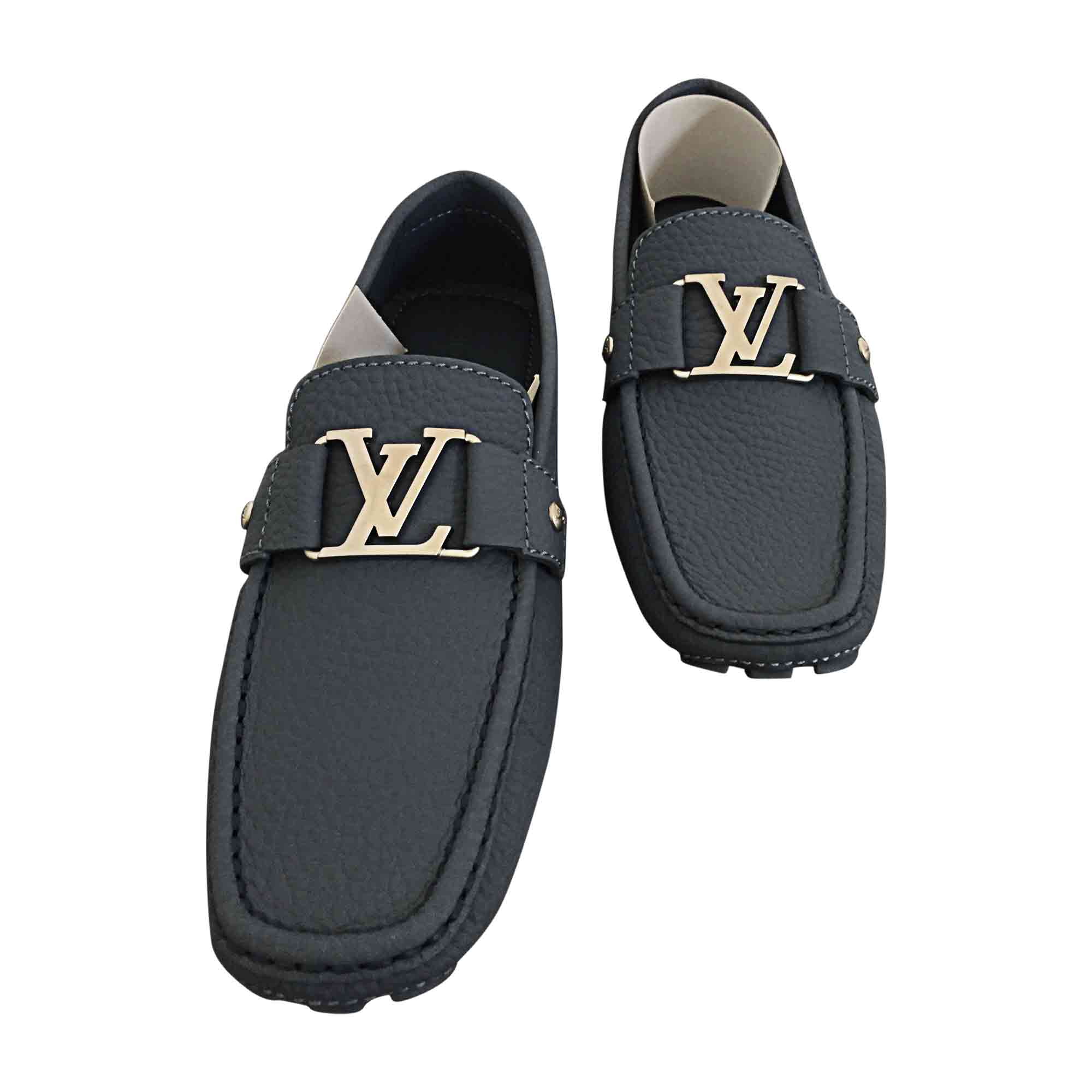 db60d2df4b3 Loafers LOUIS VUITTON Blue