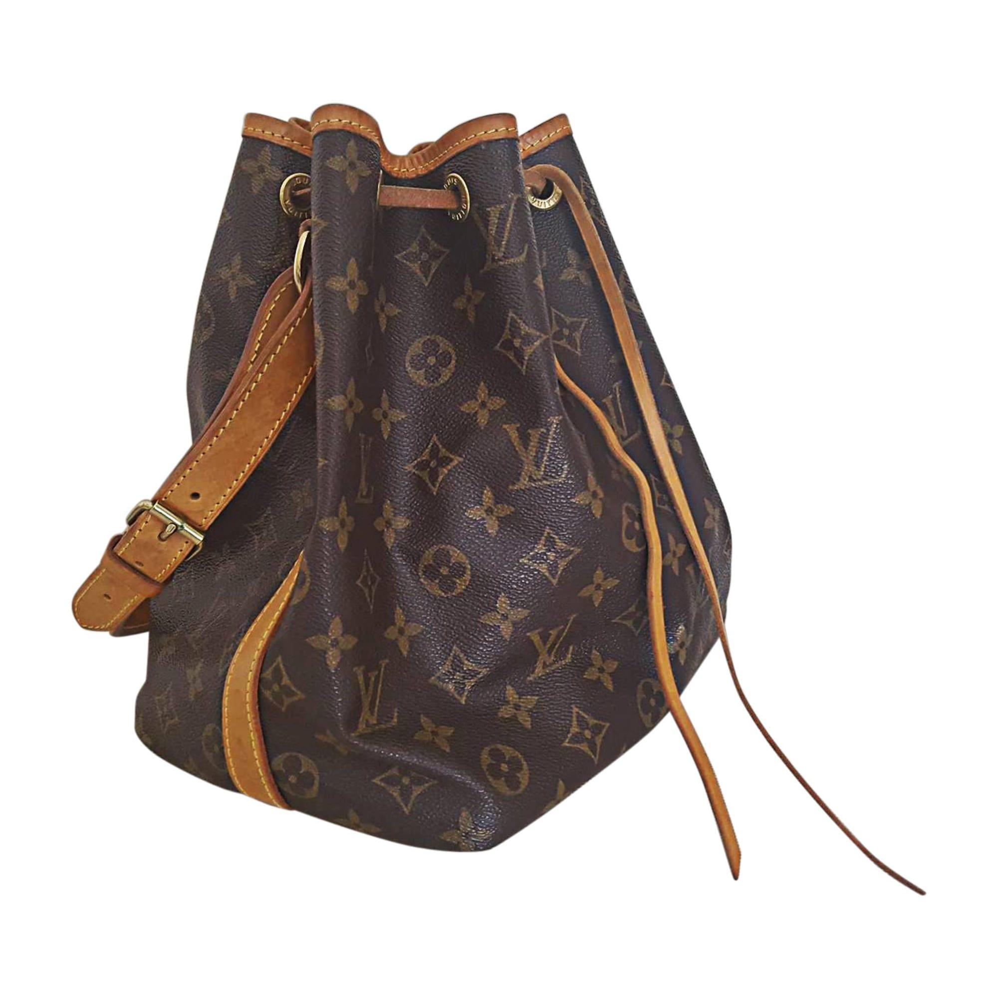 fcb60b0105 Sac à main en cuir LOUIS VUITTON no marron vendu par Bestbags - 6488389