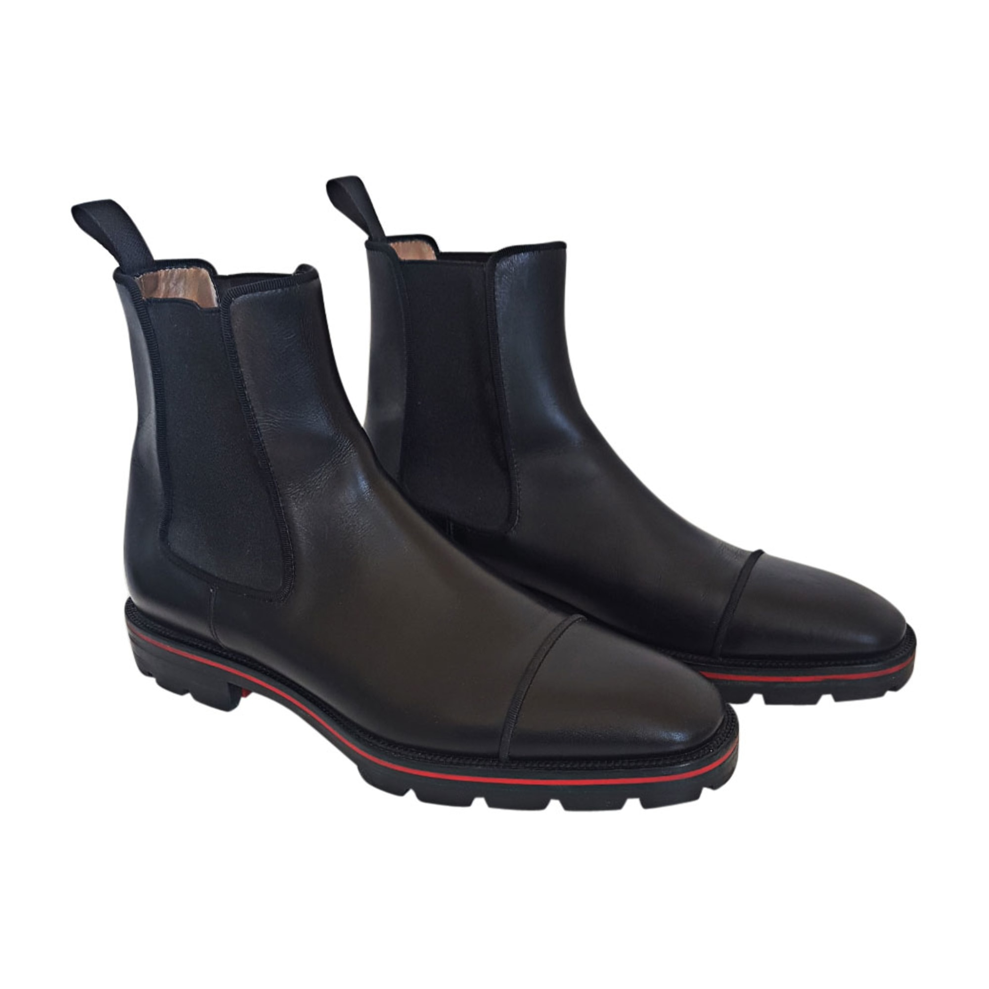 louboutin bottines homme