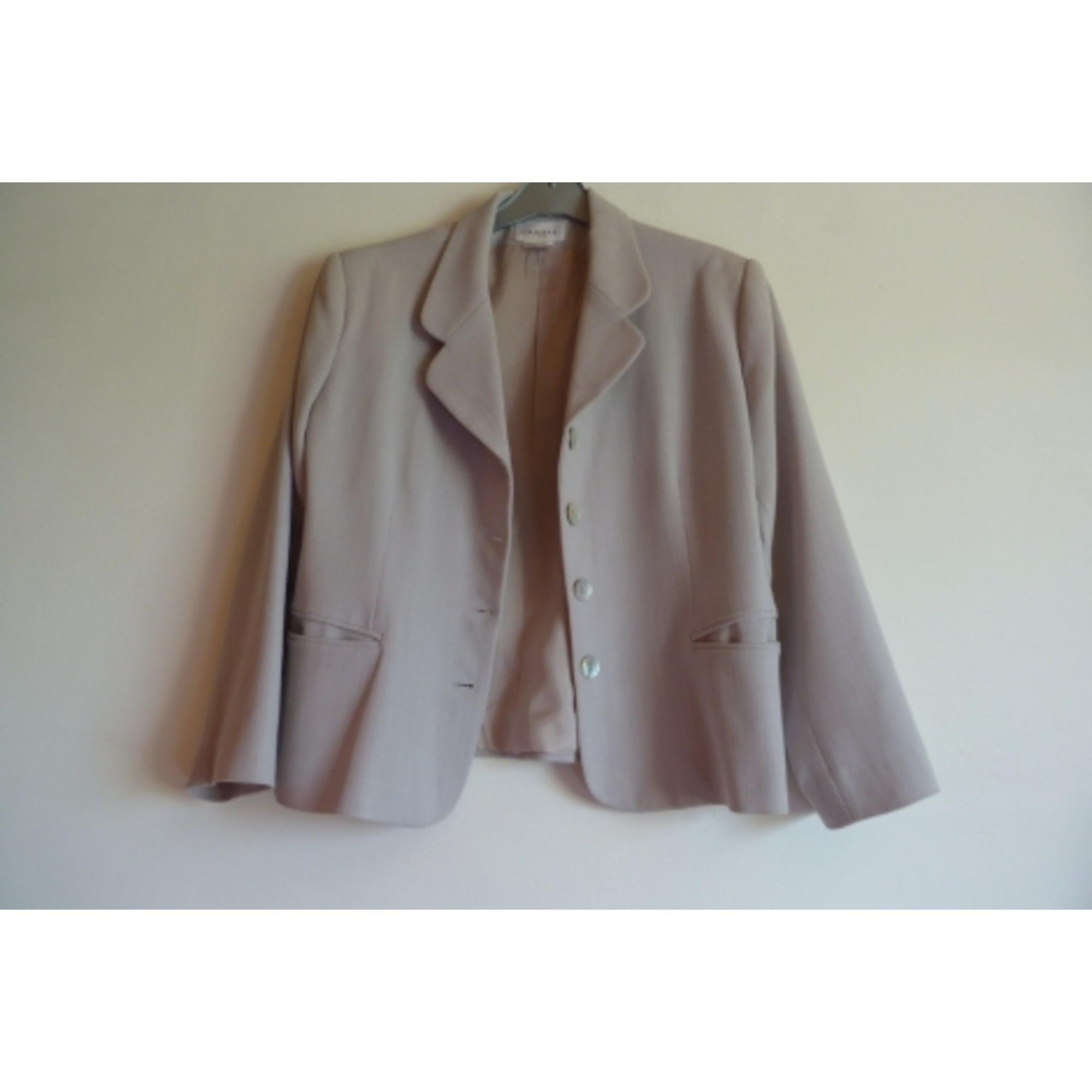 1f8abab7d94 Tailleur pantalon CAROLL PARIS 40 (L