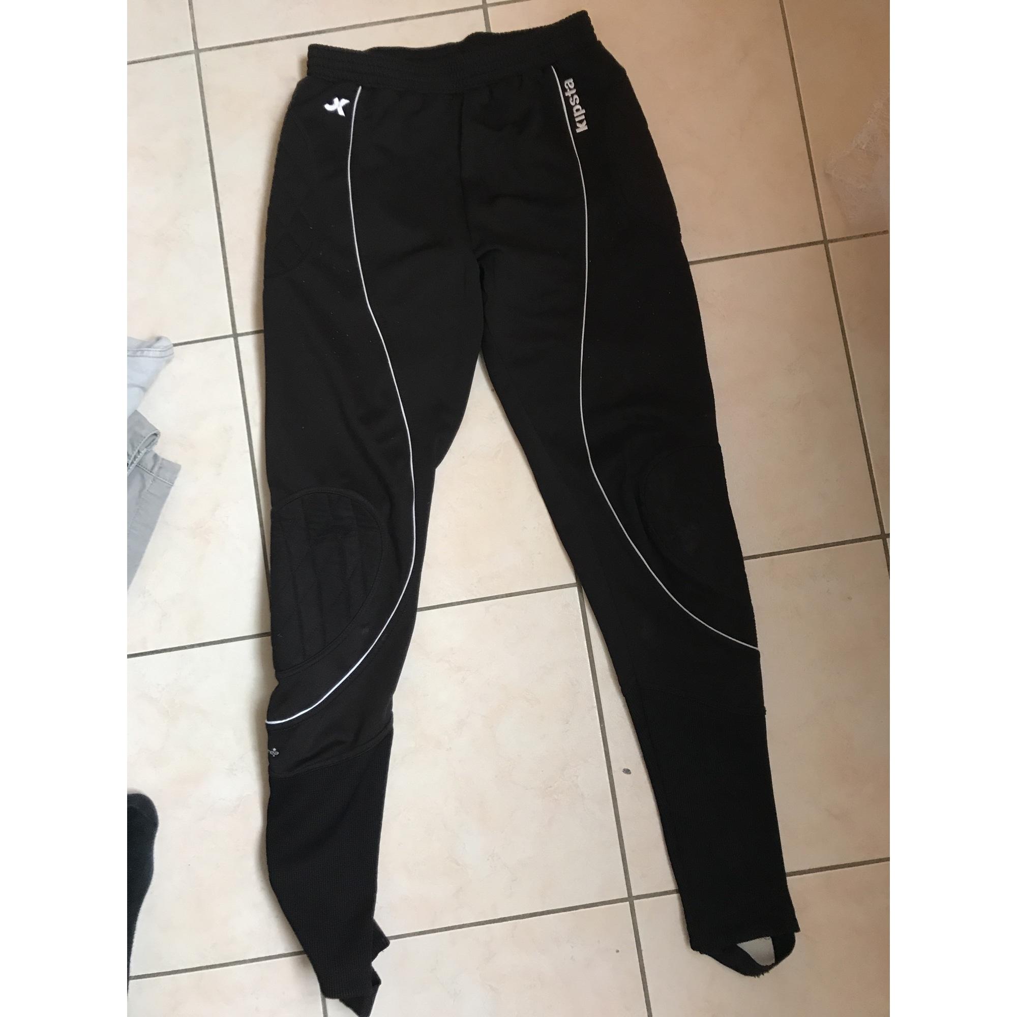 92d22f25181e4 Pantalon de survêtement KIPSTA Autre noir - 6512521