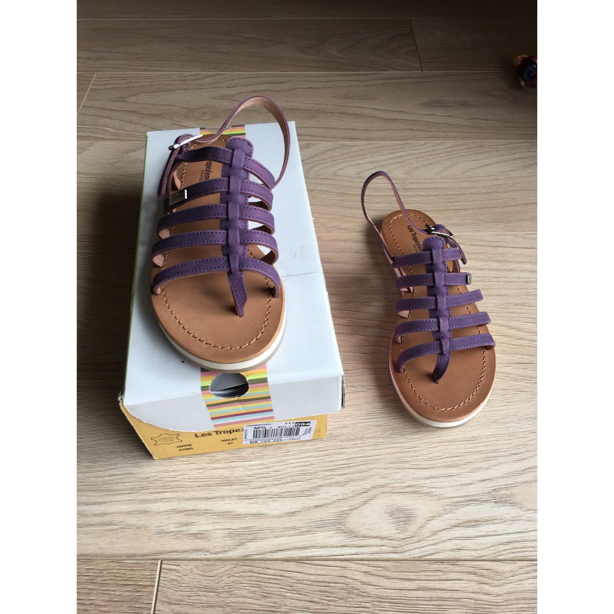 Tropezienne Tropezienne Sandales Tropezienne Violette Violette Sandales Violette Sandales clFJ1K