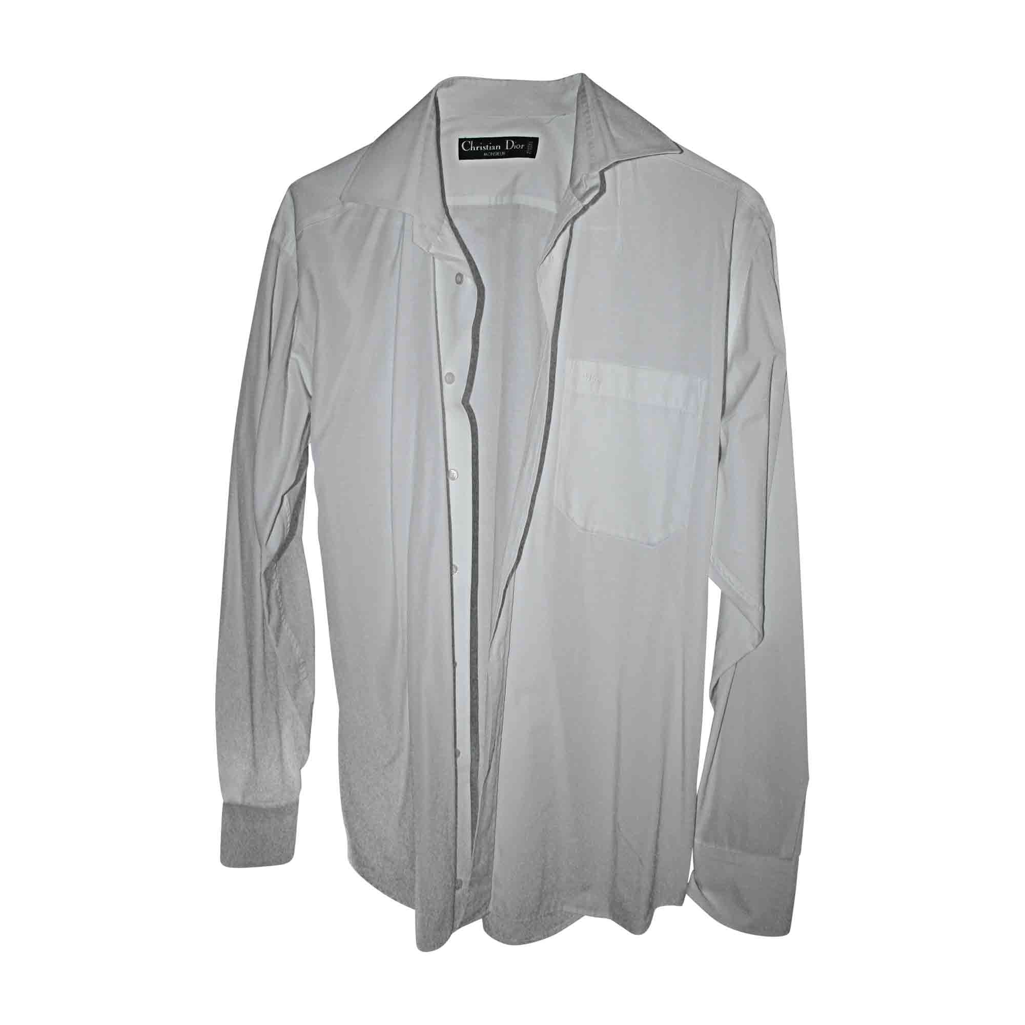 Chemise DIOR HOMME 39 40 (M) blanc - 6538506 2184dee5566