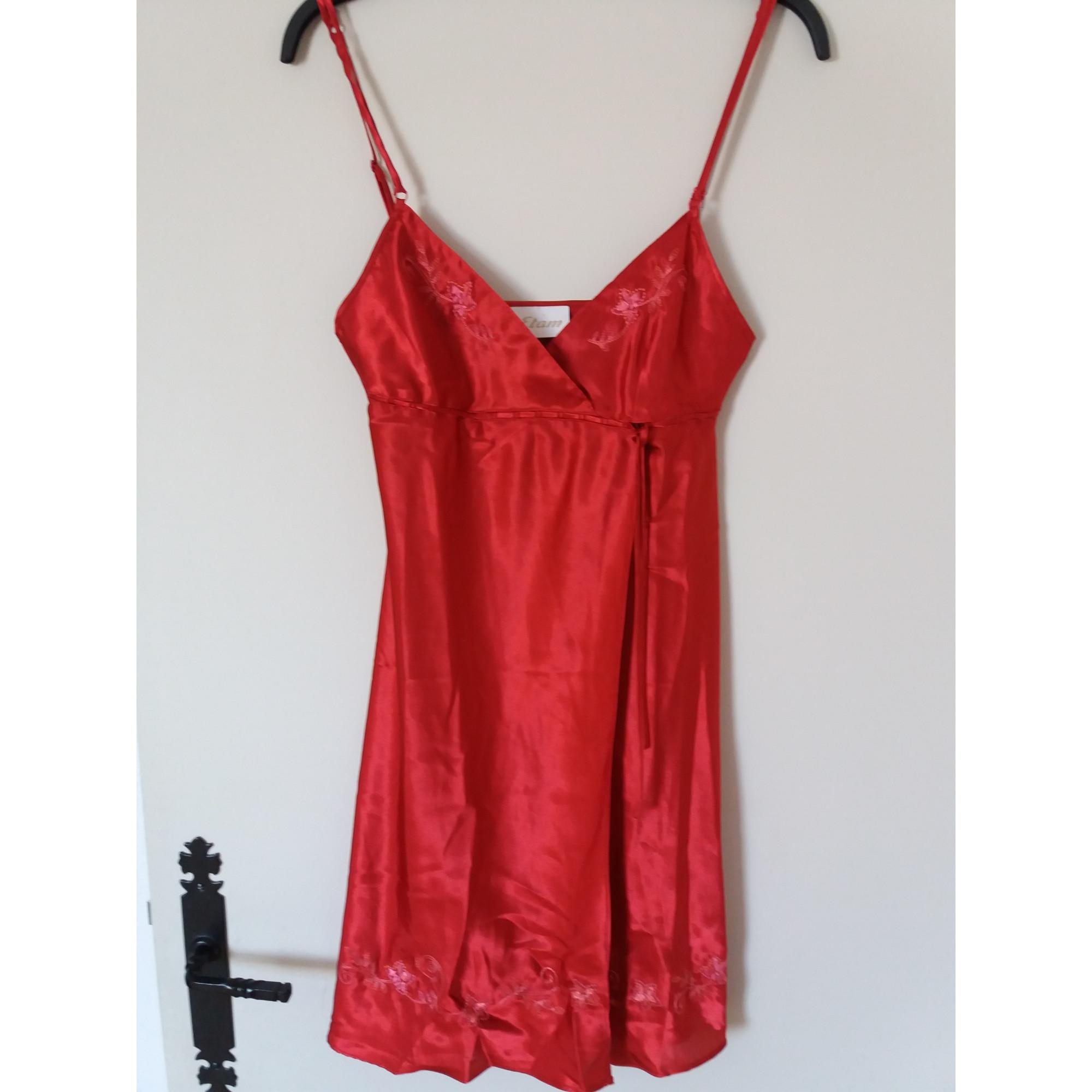 85d2be91e8 Nuisette ETAM 38 (M, T2) rouge - 6539652