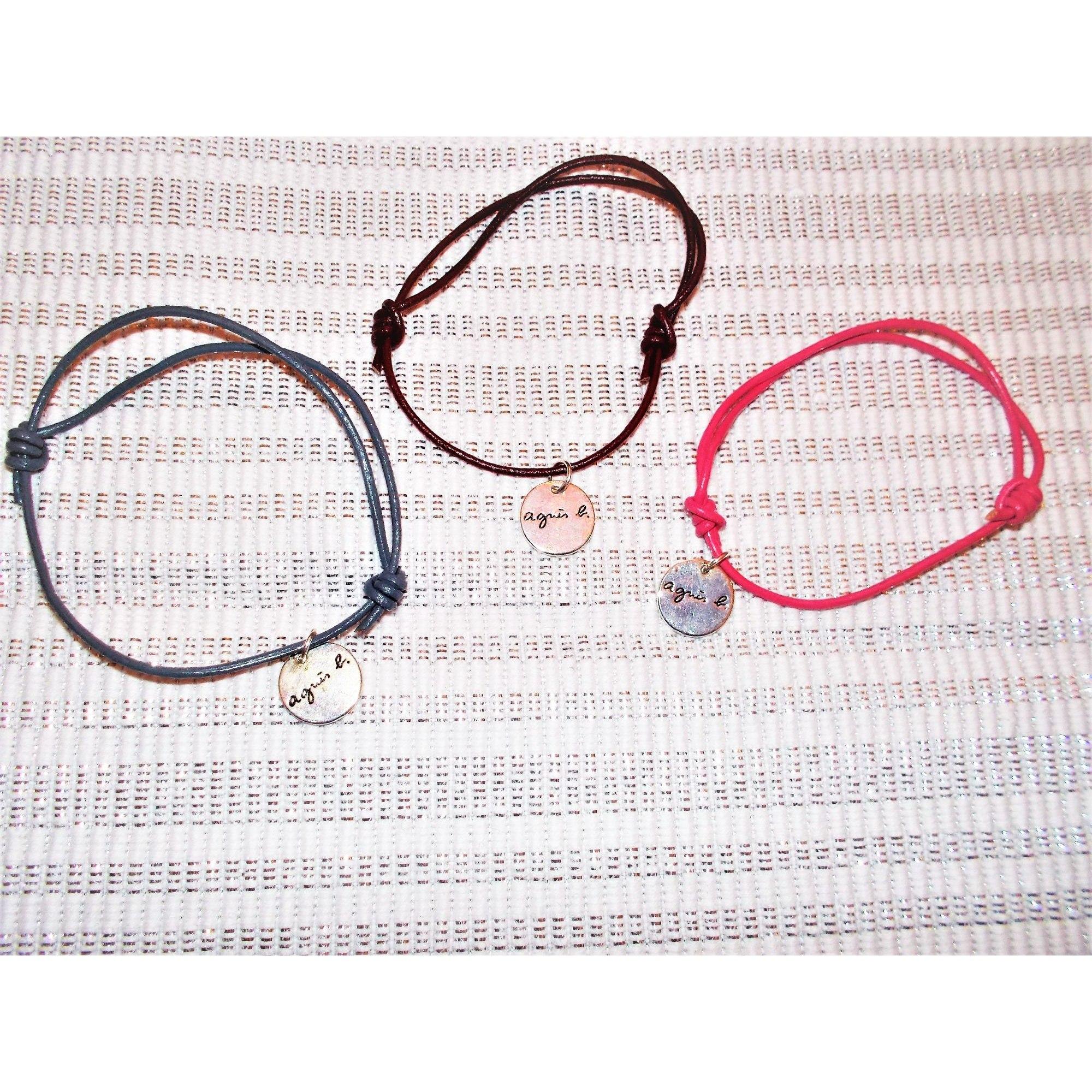 Bracelet AGNÈS B. Multicouleur