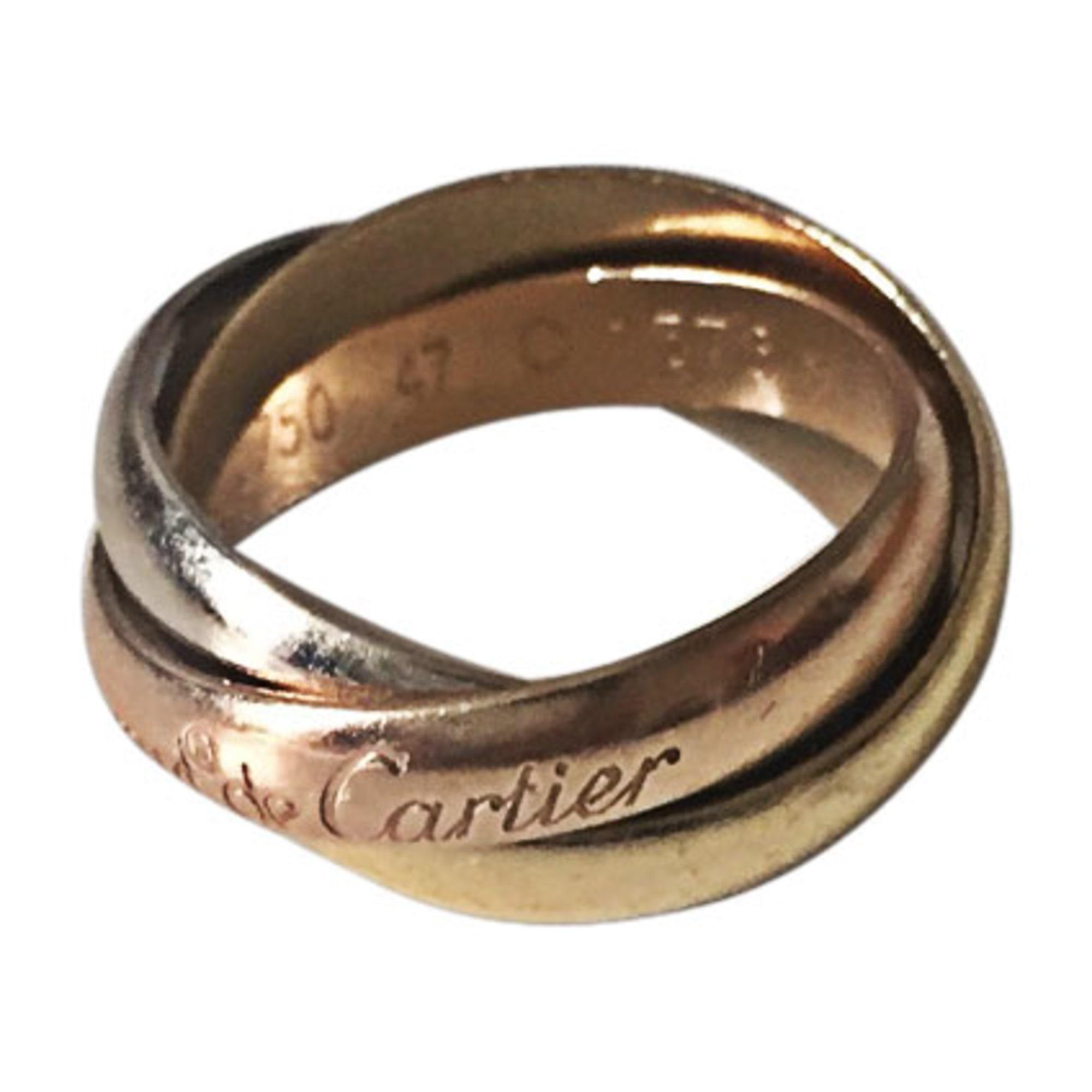 c04b889fedc Bague CARTIER trinity 47 multicouleur vendu par Louisa 284142 - 6559380