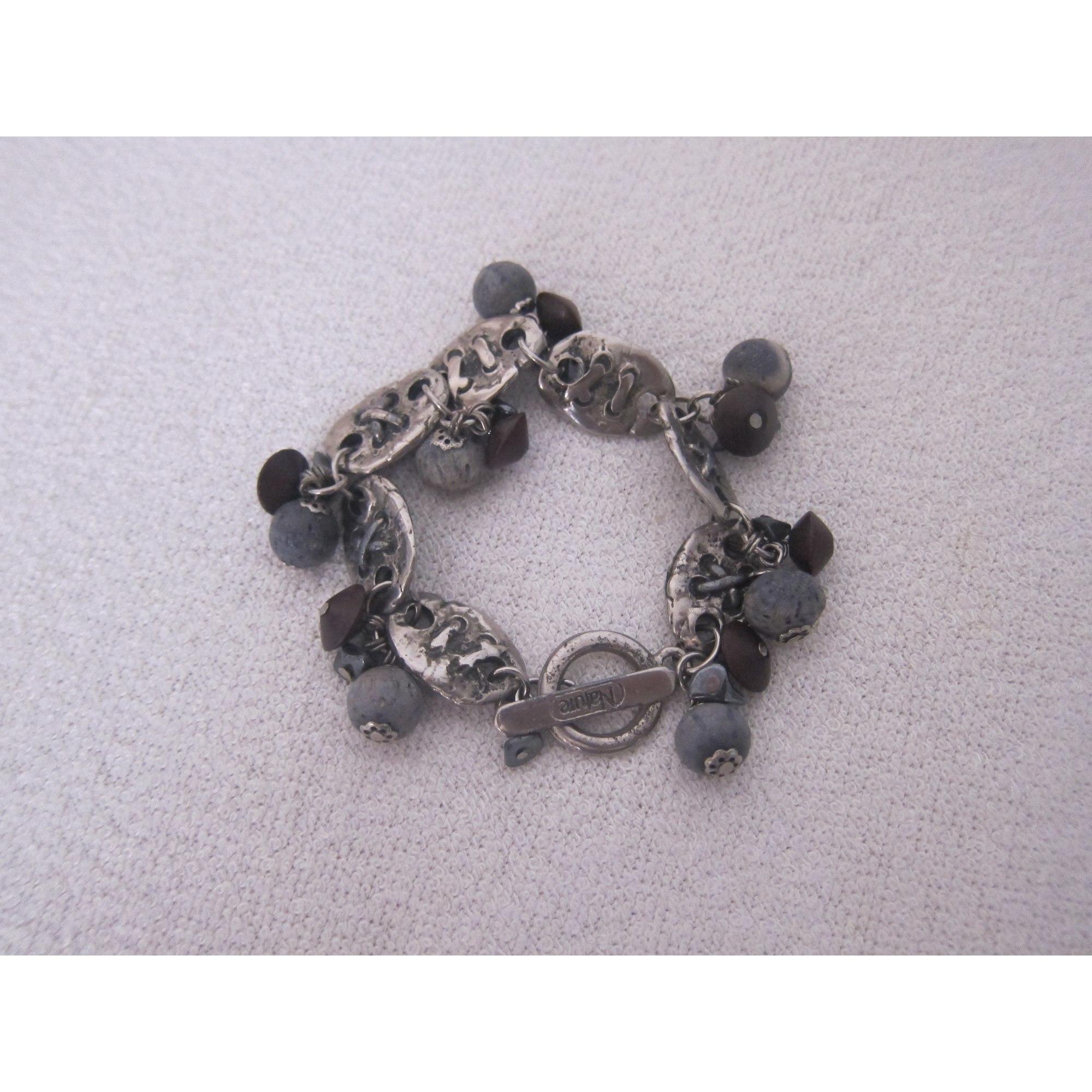 Bracelet NATURE BIJOUX métal argent