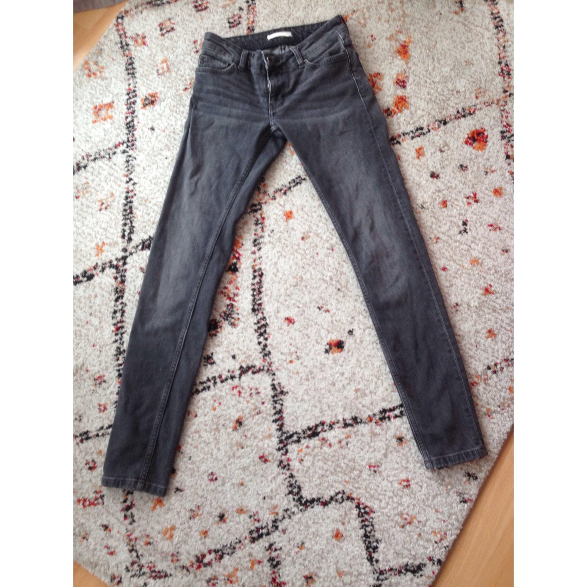 Maje Jeans slim coton autre W26 (T 34-36)