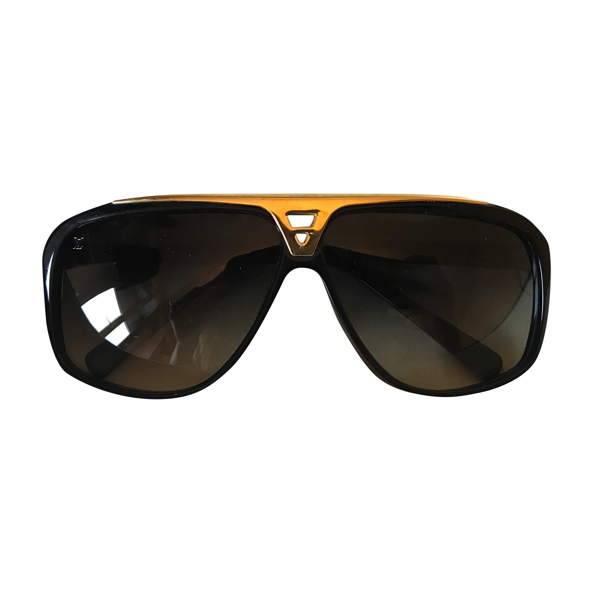 9350d5f03e Lunettes de soleil LOUIS VUITTON noir vendu par Bapt16 - 6602641