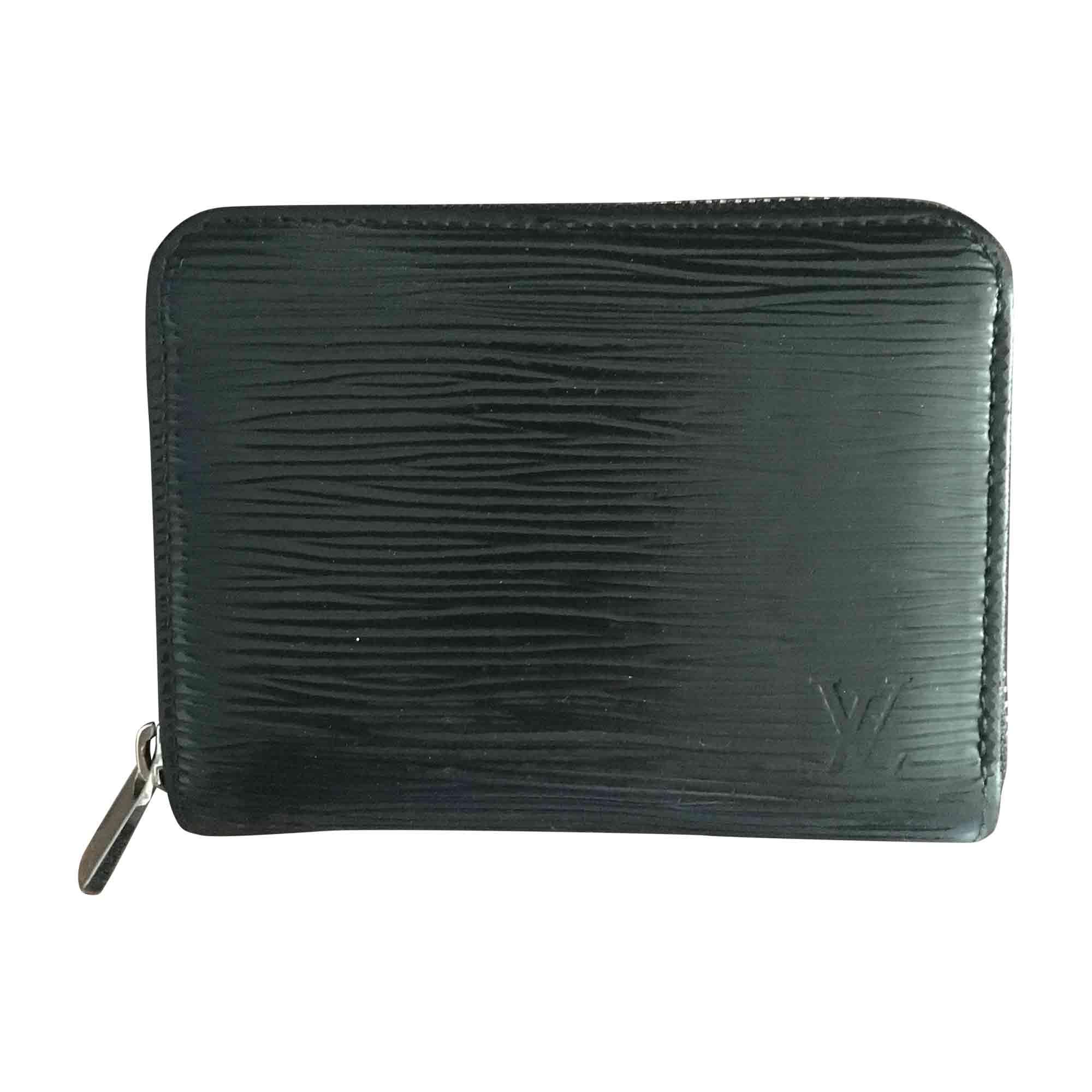 Porte-monnaie LOUIS VUITTON noir vendu par Leopold.d - 6620648 372c138e5d2