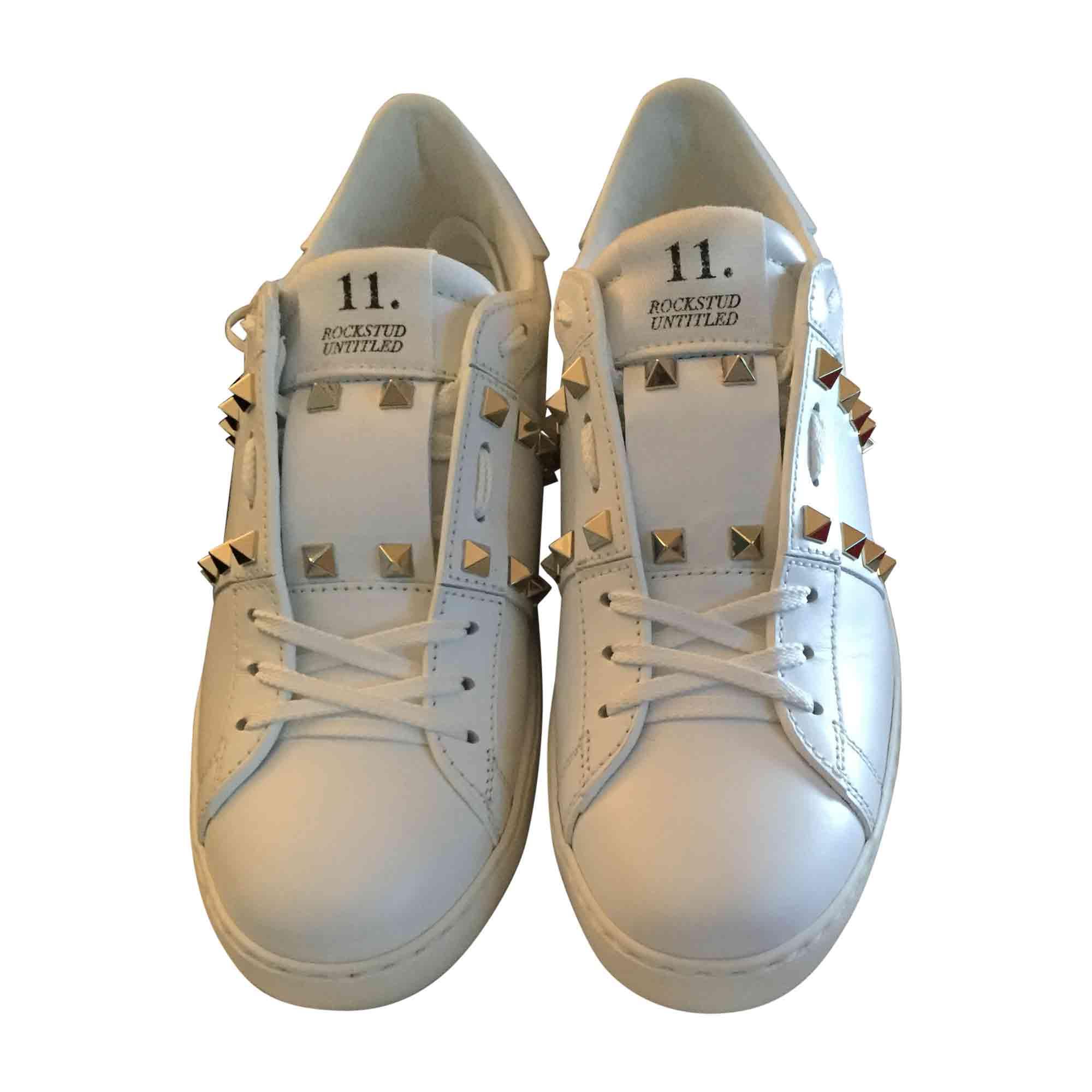 Blanc Valentino 126184197 37 Rockstud Vendu Geraldine Baskets Par 5 dI8wgxv7q