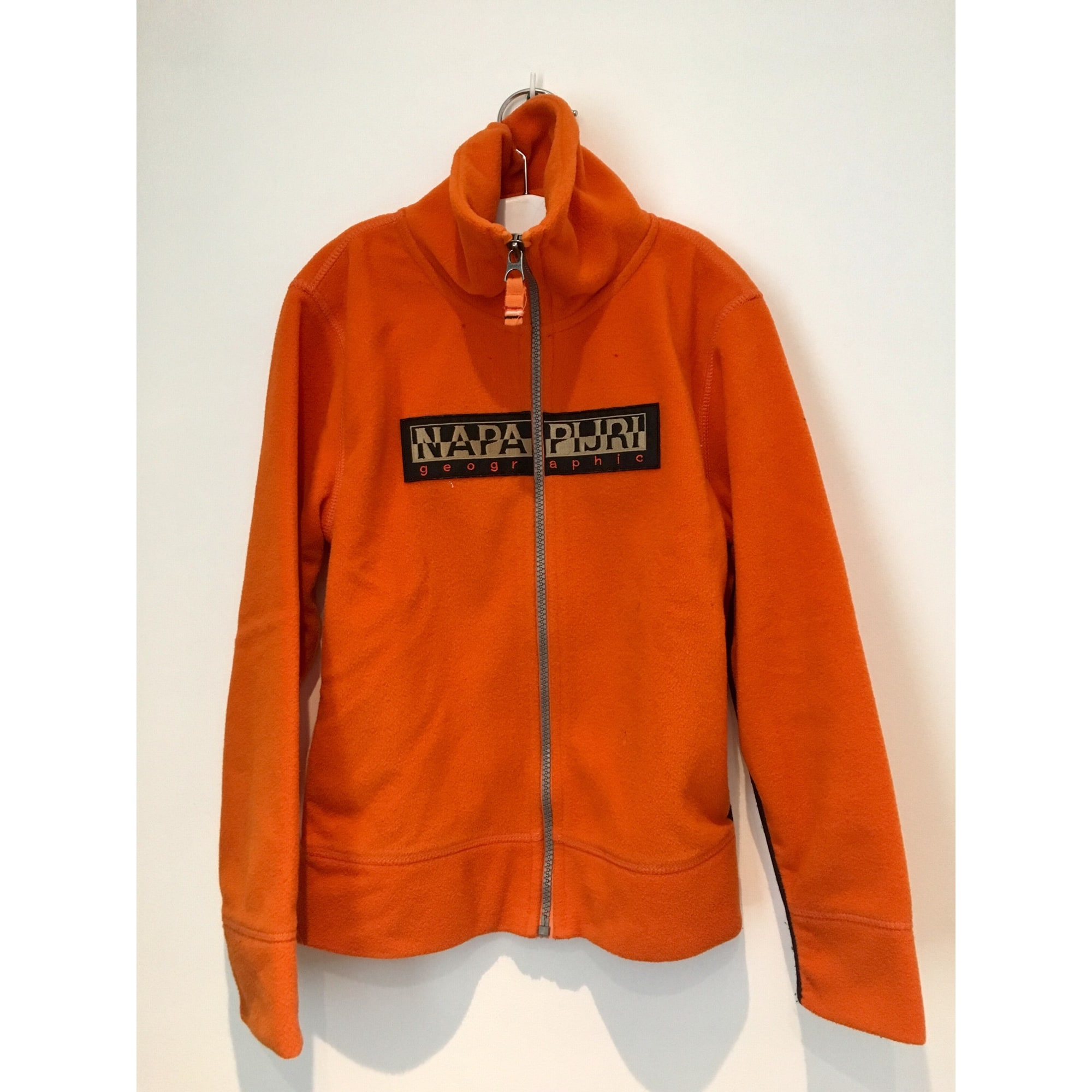 ddeec50ebd0 Polaire NAPAPIJRI 7-8 ans orange - 6648826