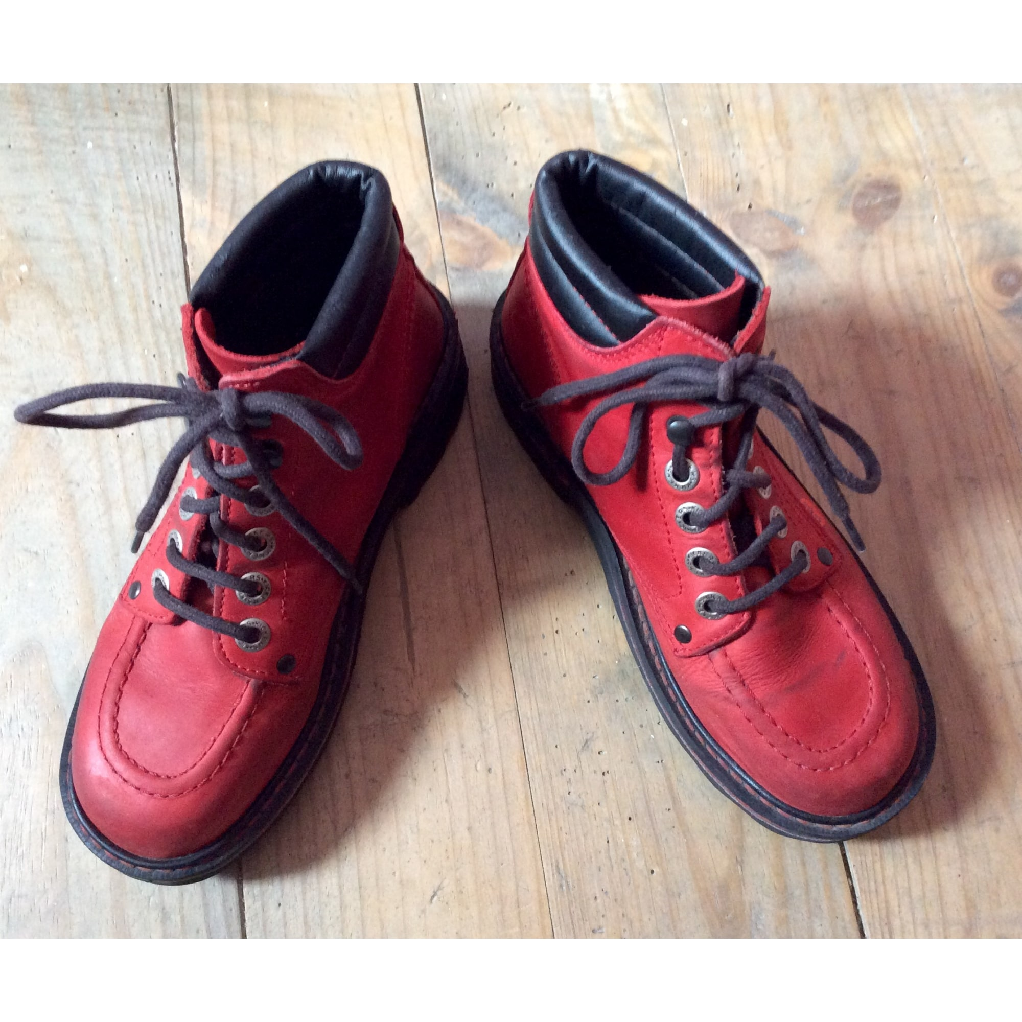 Kickers Dressing 38 Vide En Chaussures lKF1cJ