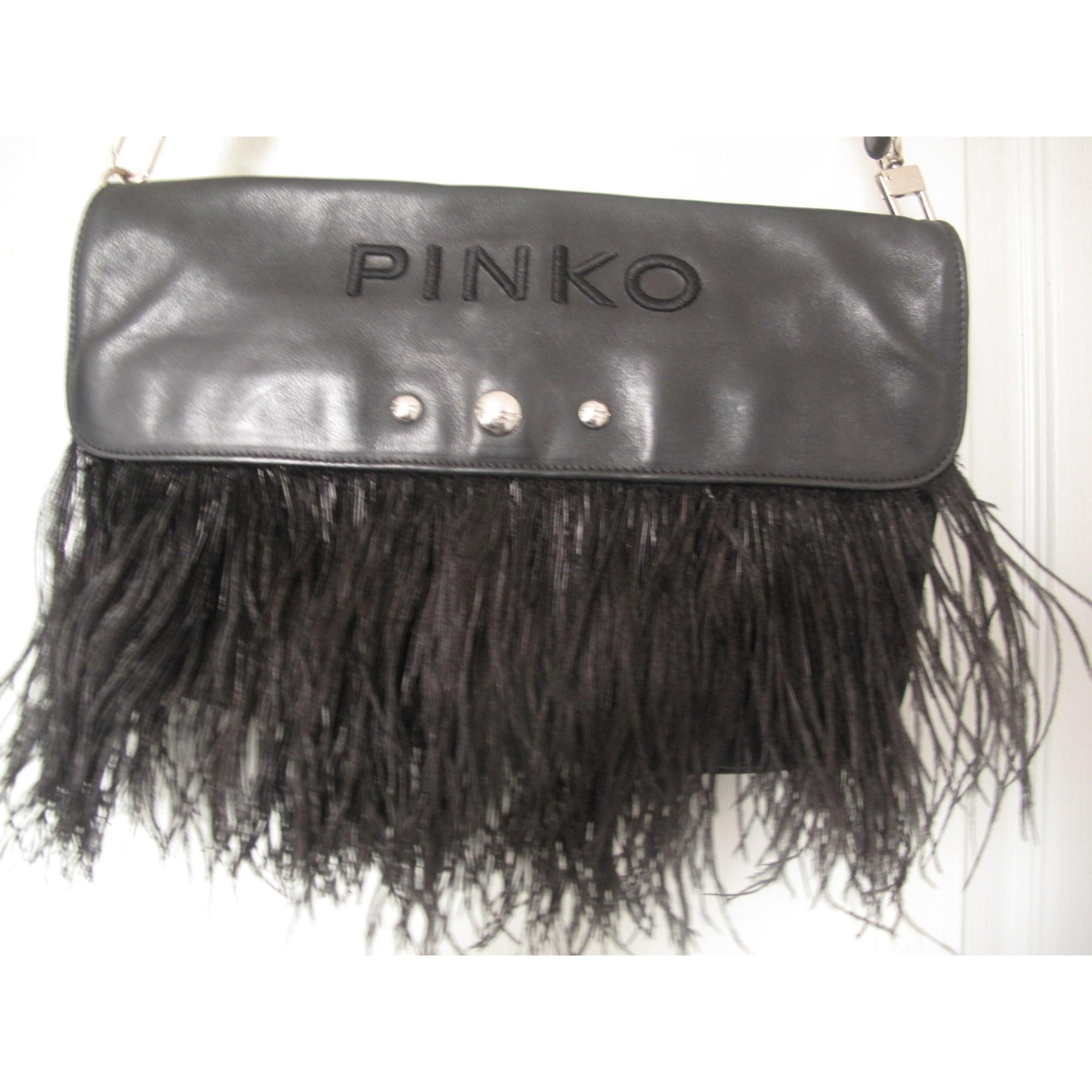 Sac à main en cuir PINKO noir vendu par Devalisez-moi...!!! - 6662826 abbcbdf5930d