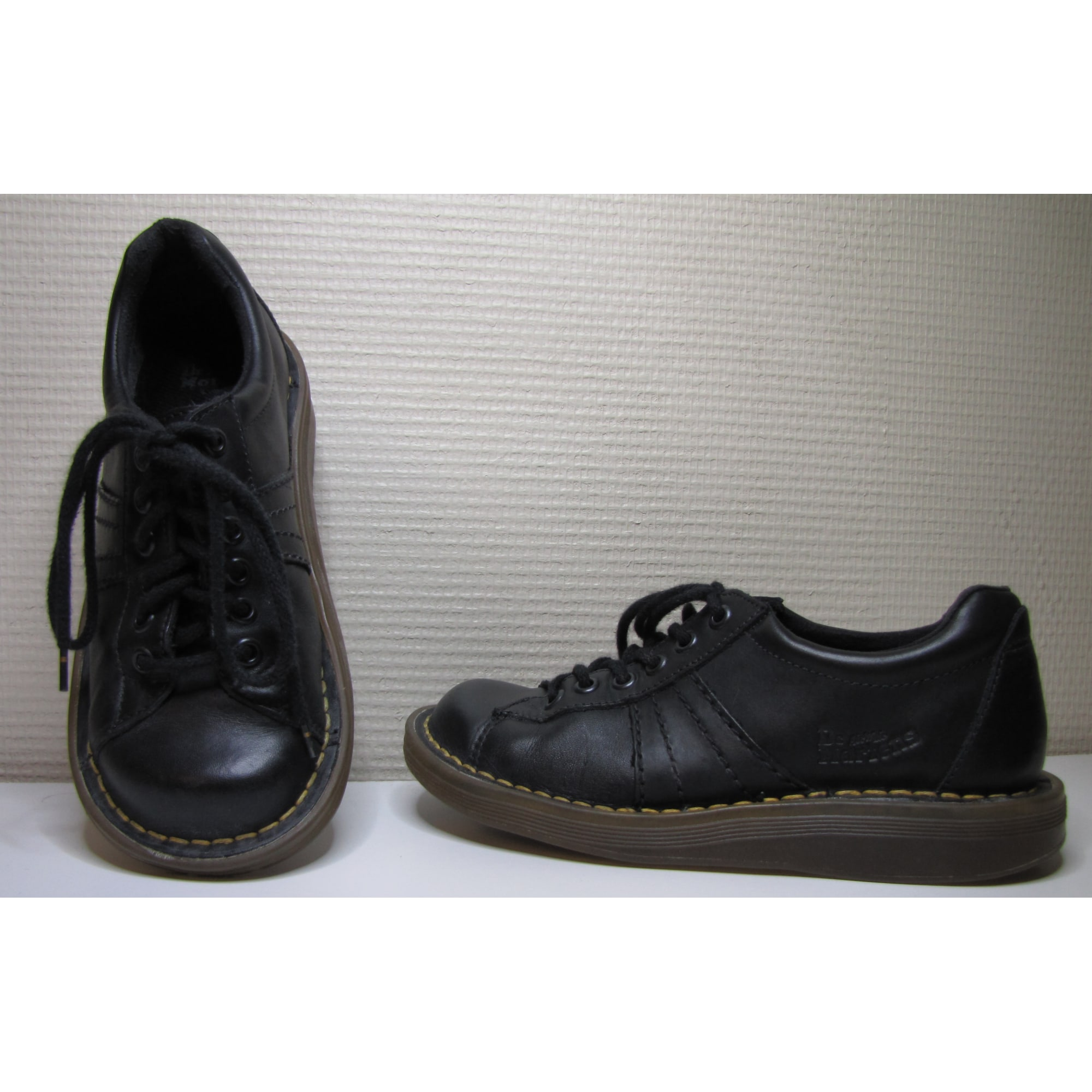 165da3a6207 Chaussures à lacets DR. MARTENS 36 noir - 6674591