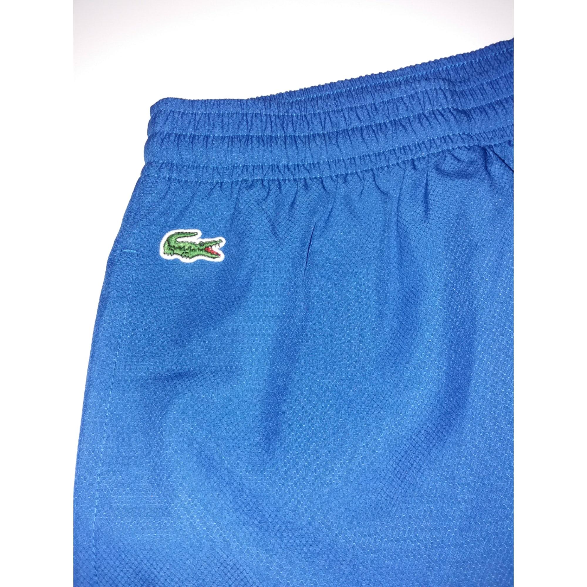 c3943625d9 Pantalon de survêtement LACOSTE 13-14 ans bleu vendu par Ninouced ...