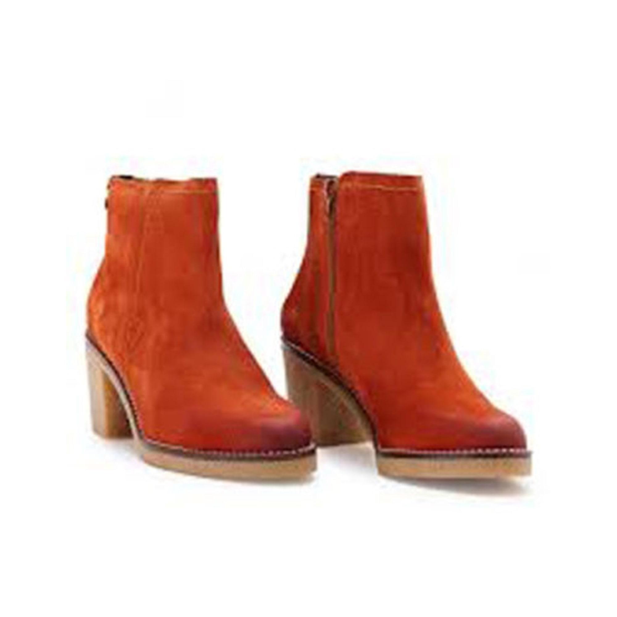 plus récent 88eae b1f7e Bottines & low boots à talons