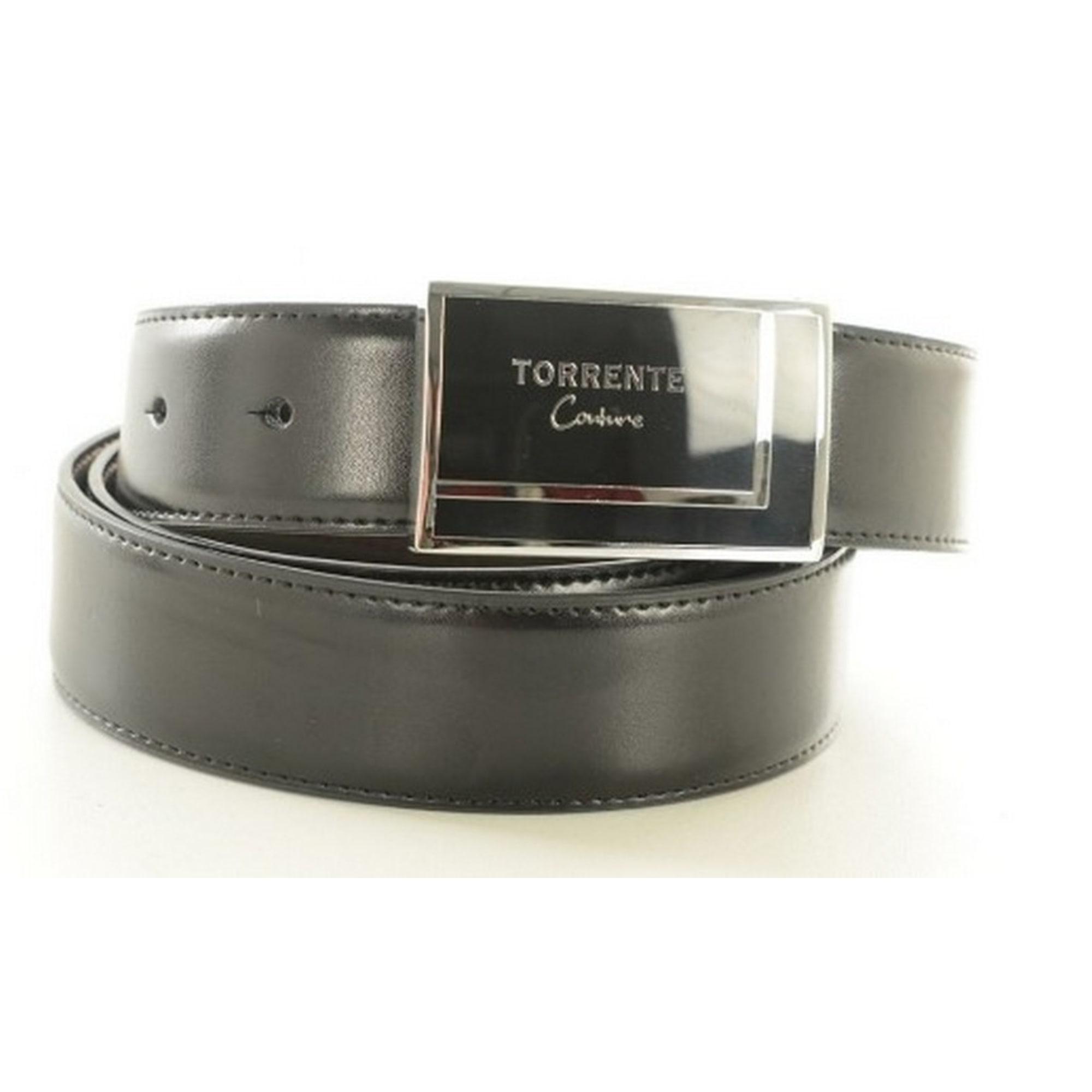 8d42fe1fb305 Ceinture TORRENTE Taille unique noir - 6681420