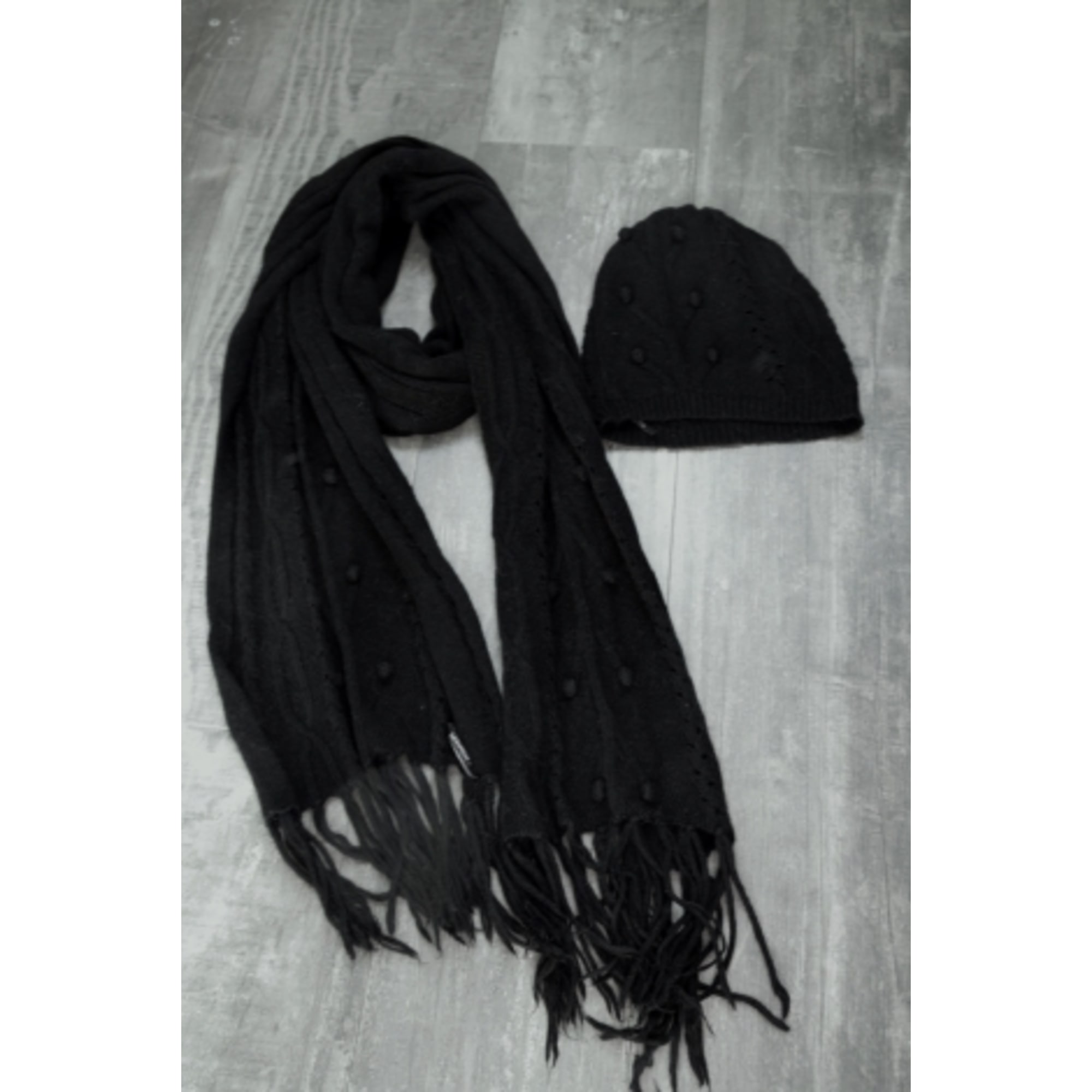Echarpe SUD EXPRESS Noir