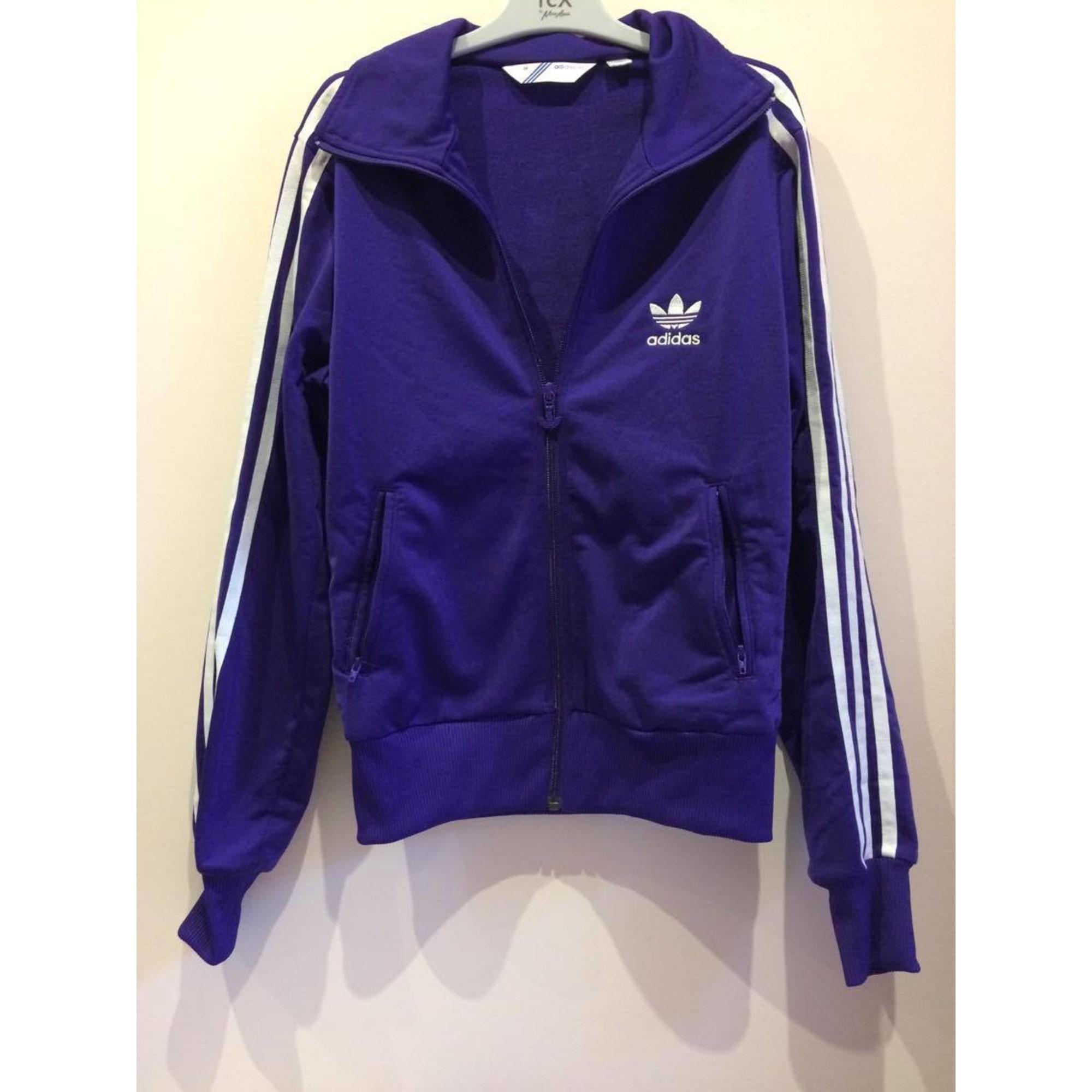 36 Femme Adidas Violette Veste rBhtdCsQx