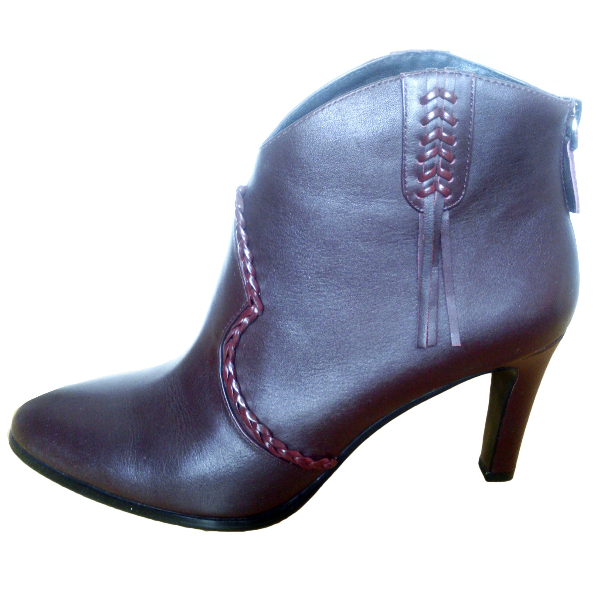 boots à Bottineslow talons boots à talons Bottineslow 7Ygyvbf6