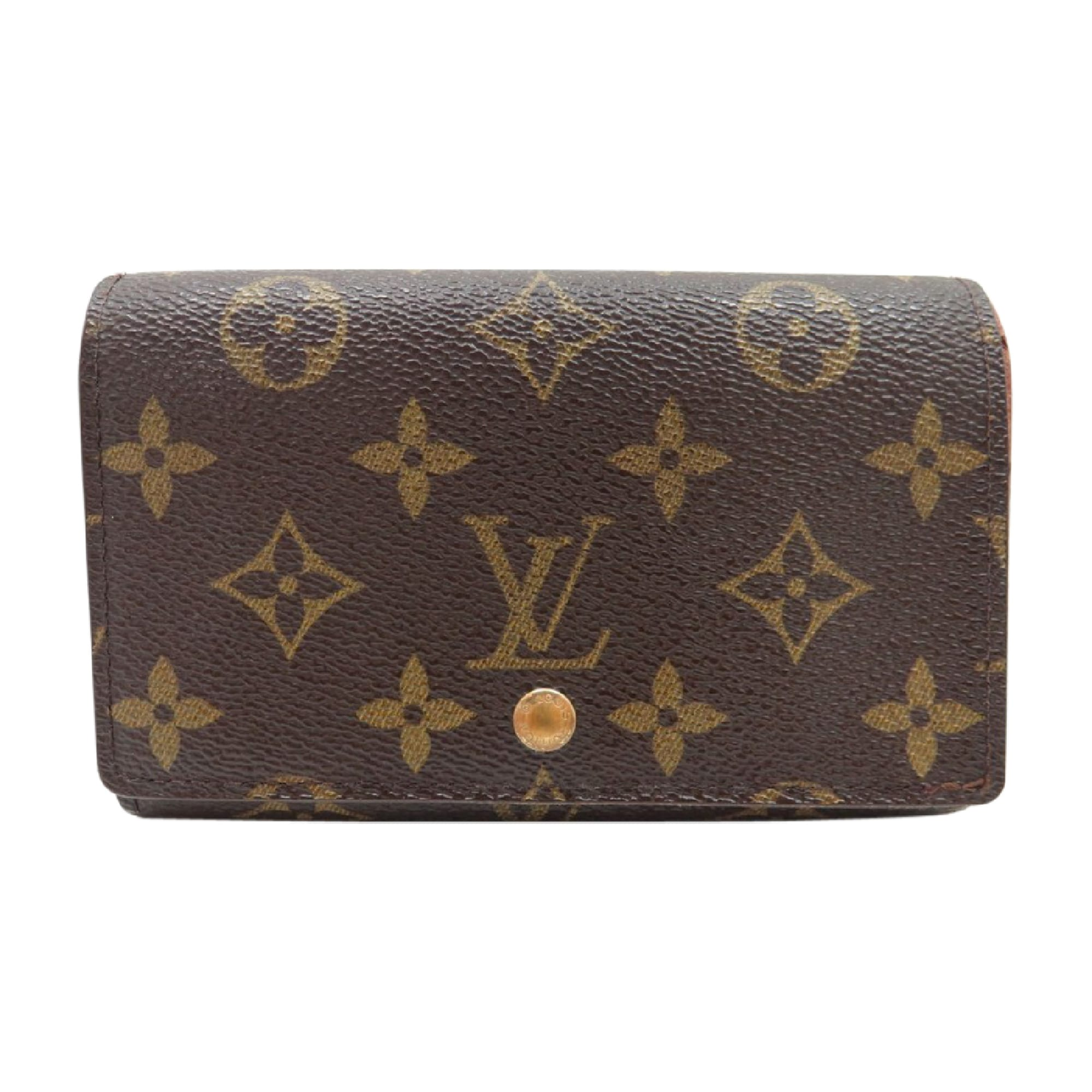 Portefeuille LOUIS VUITTON marron - 6730878 737eca8ad4d